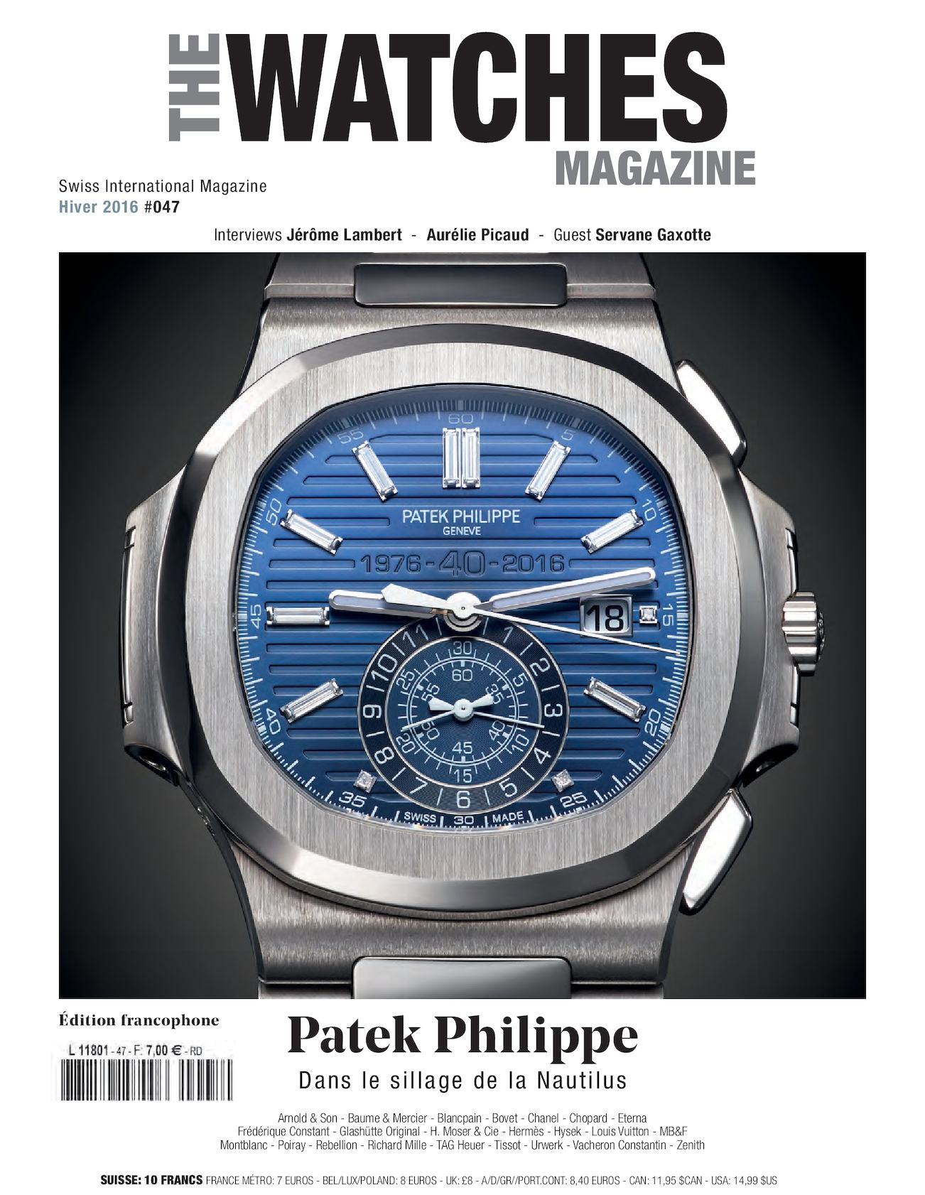 Calaméo - The Watches Magazine  047 FR 8583a254da5d