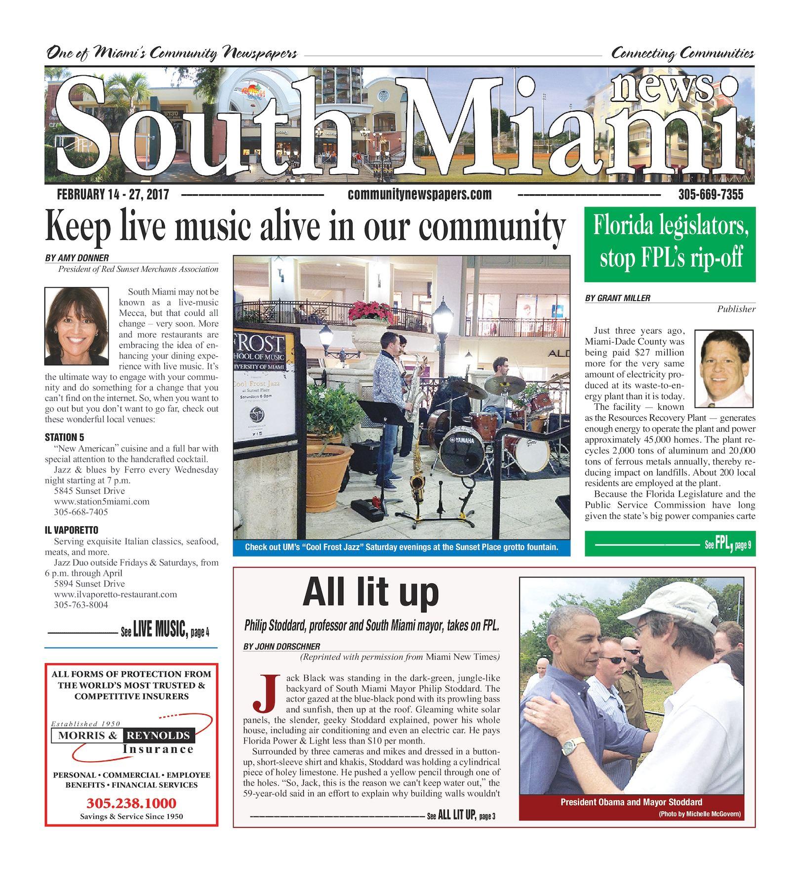 Calaméo - South Miami News 02 14 2017