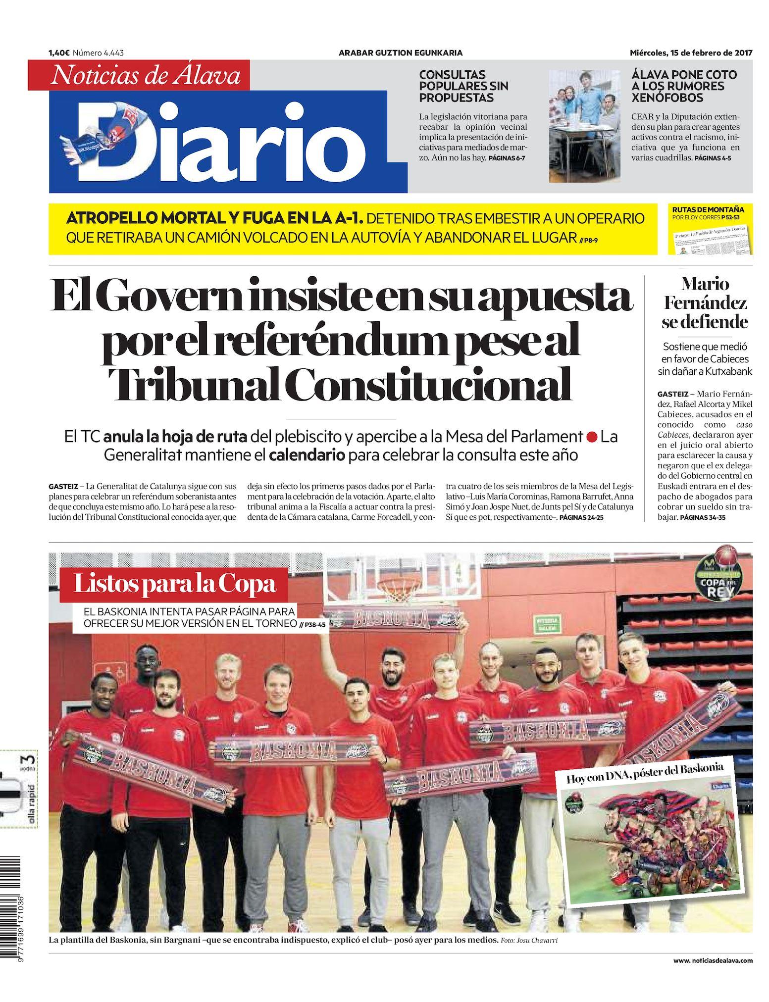 new style 26831 ed268 Calaméo - Diario de Noticias de Álava 20170215