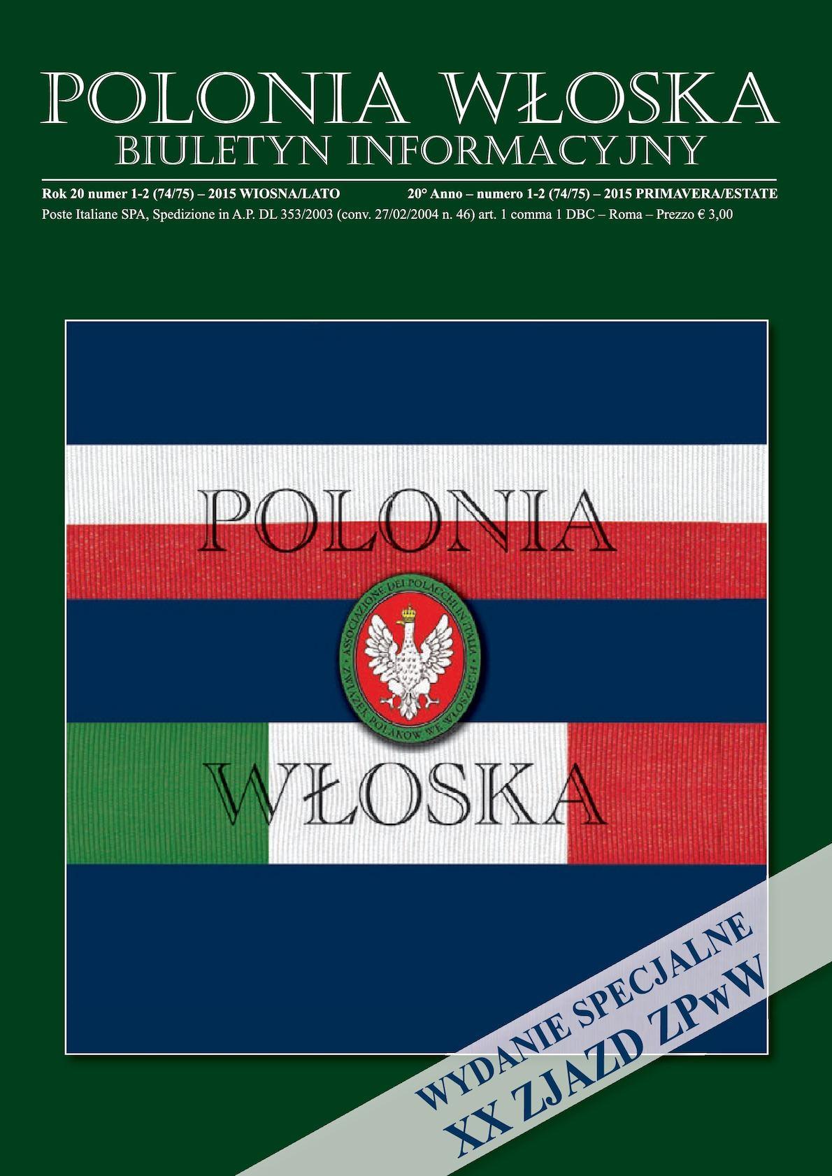 Calaméo Polonia Wloska 74 75 2015