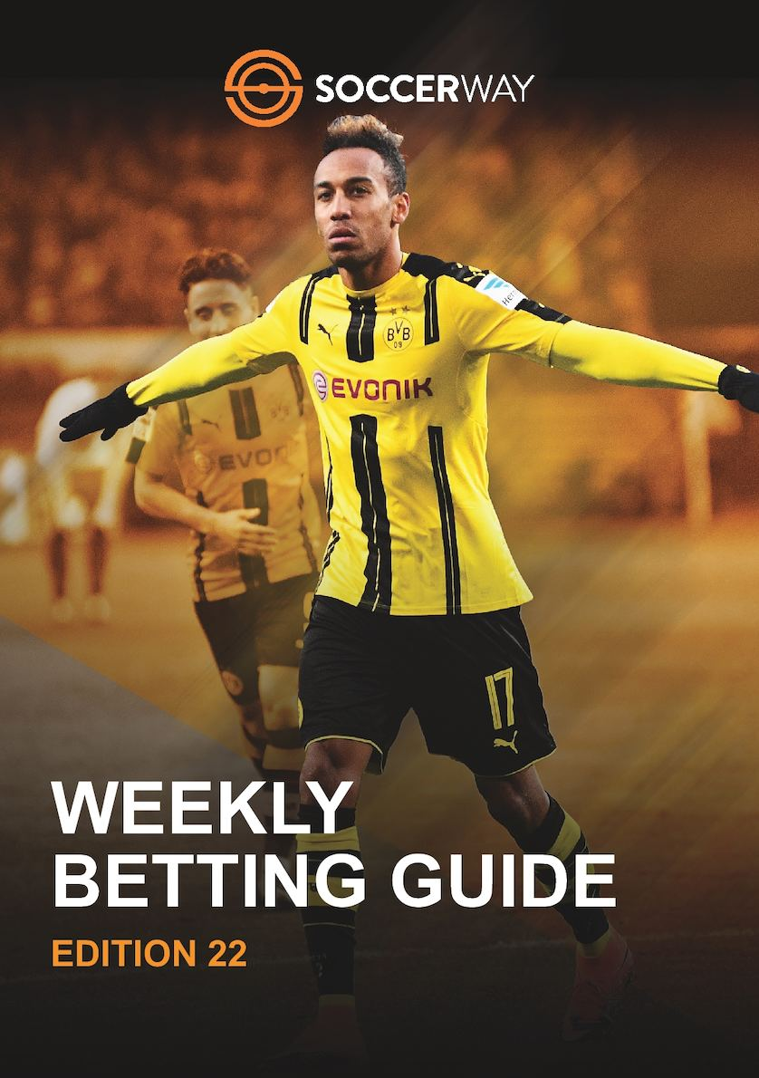 Calaméo - Soccerway Weekly Betting Guide Edition 22