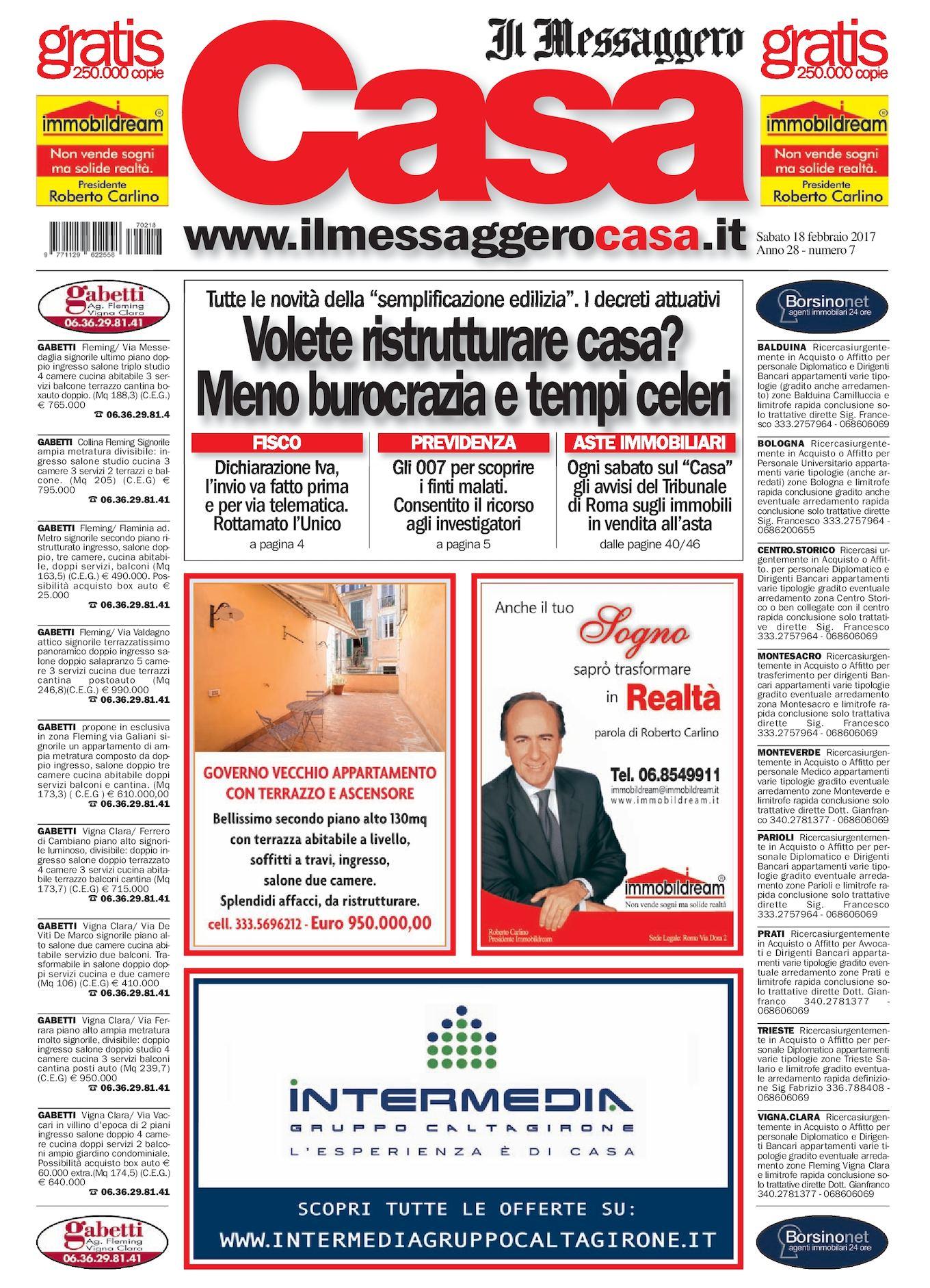 Calameo Messaggero Casa 18 02 2017