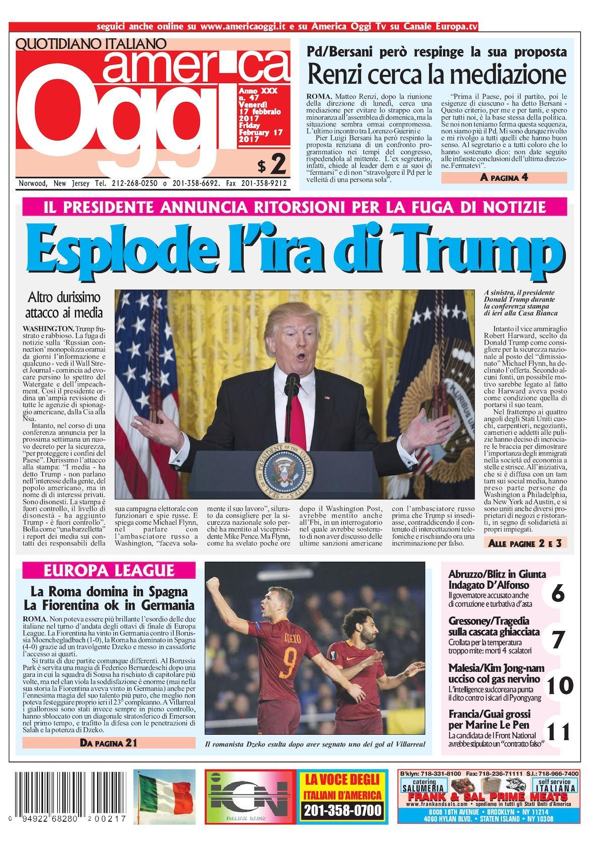 Calaméo - America Oggi 17 Febbraio 2017 74e66b3d9c86