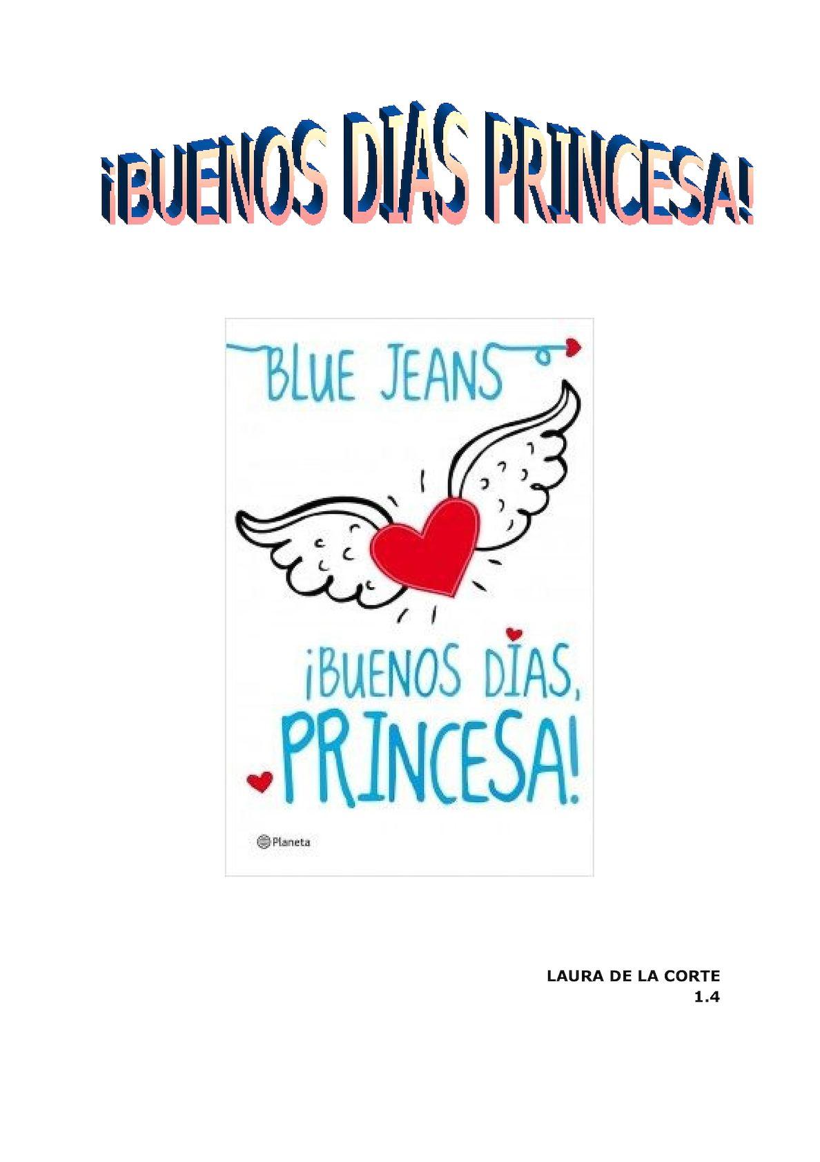 Calaméo Buenos Dias Princesa