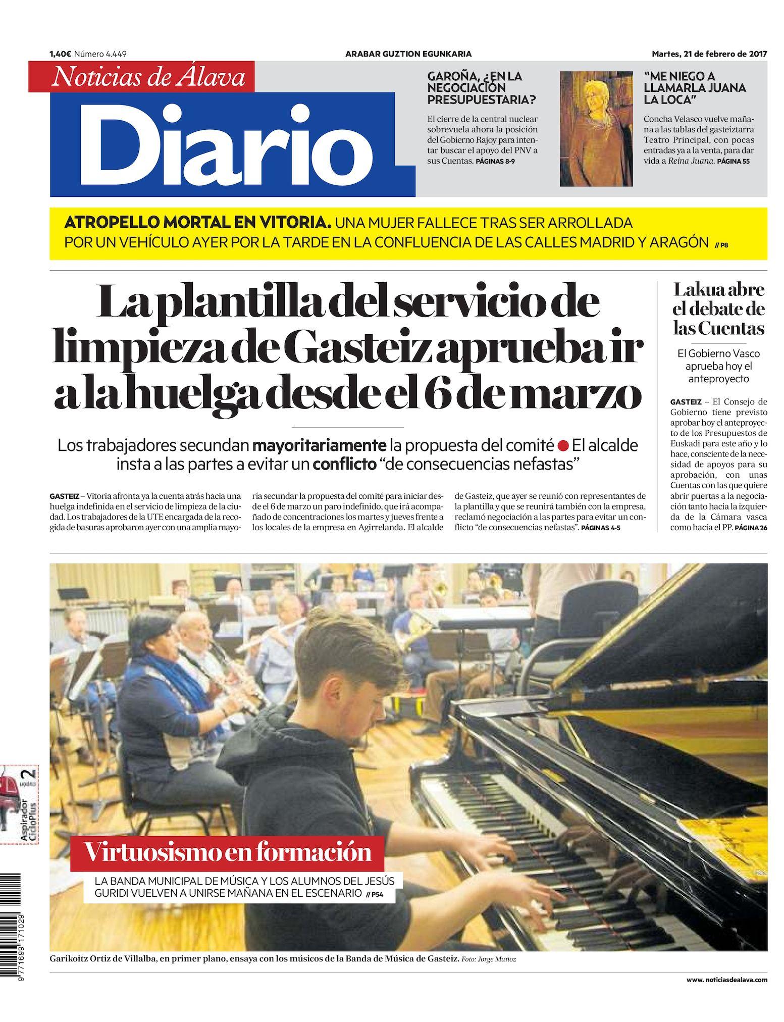 036ad399f Calaméo - Diario de Noticias de Álava 20170221