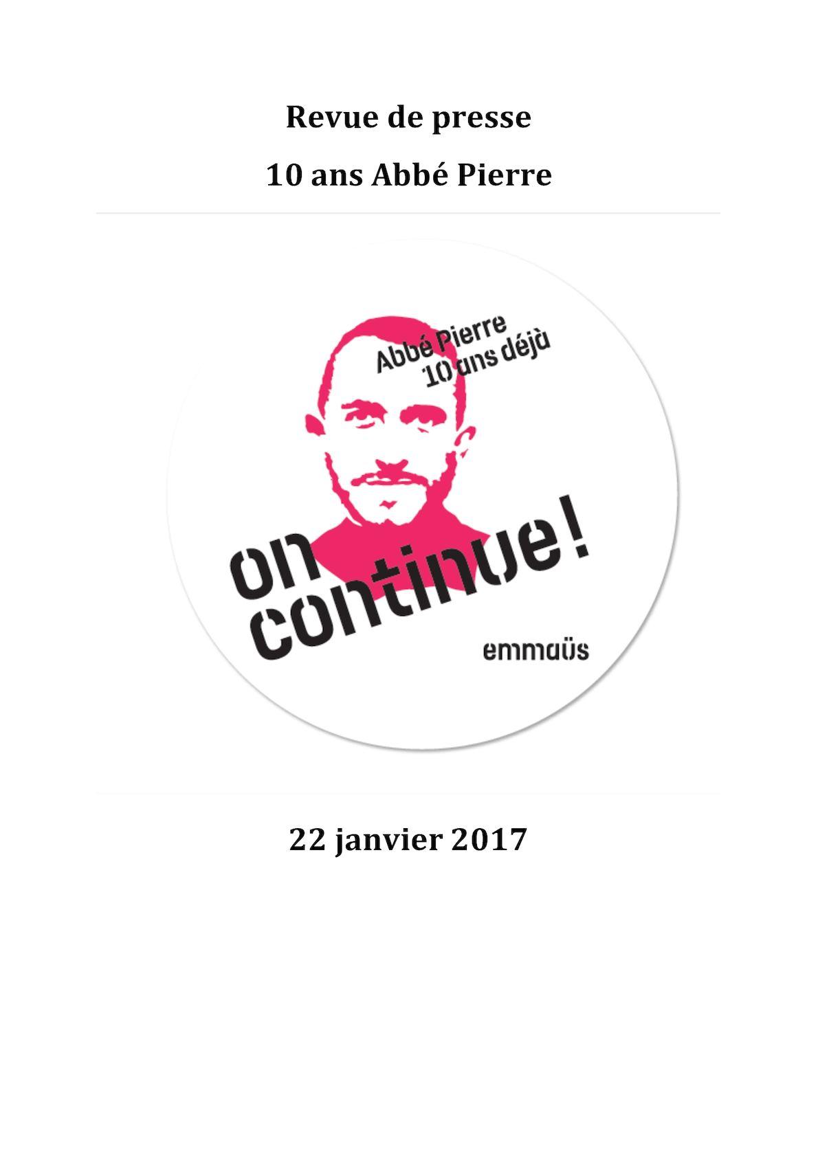 Calaméo Revue De Presse 10 Ans