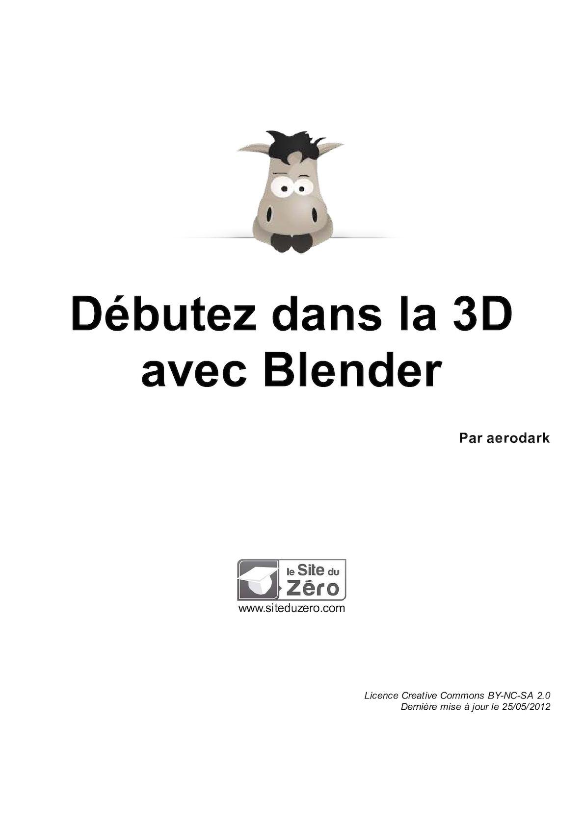 3d Blender