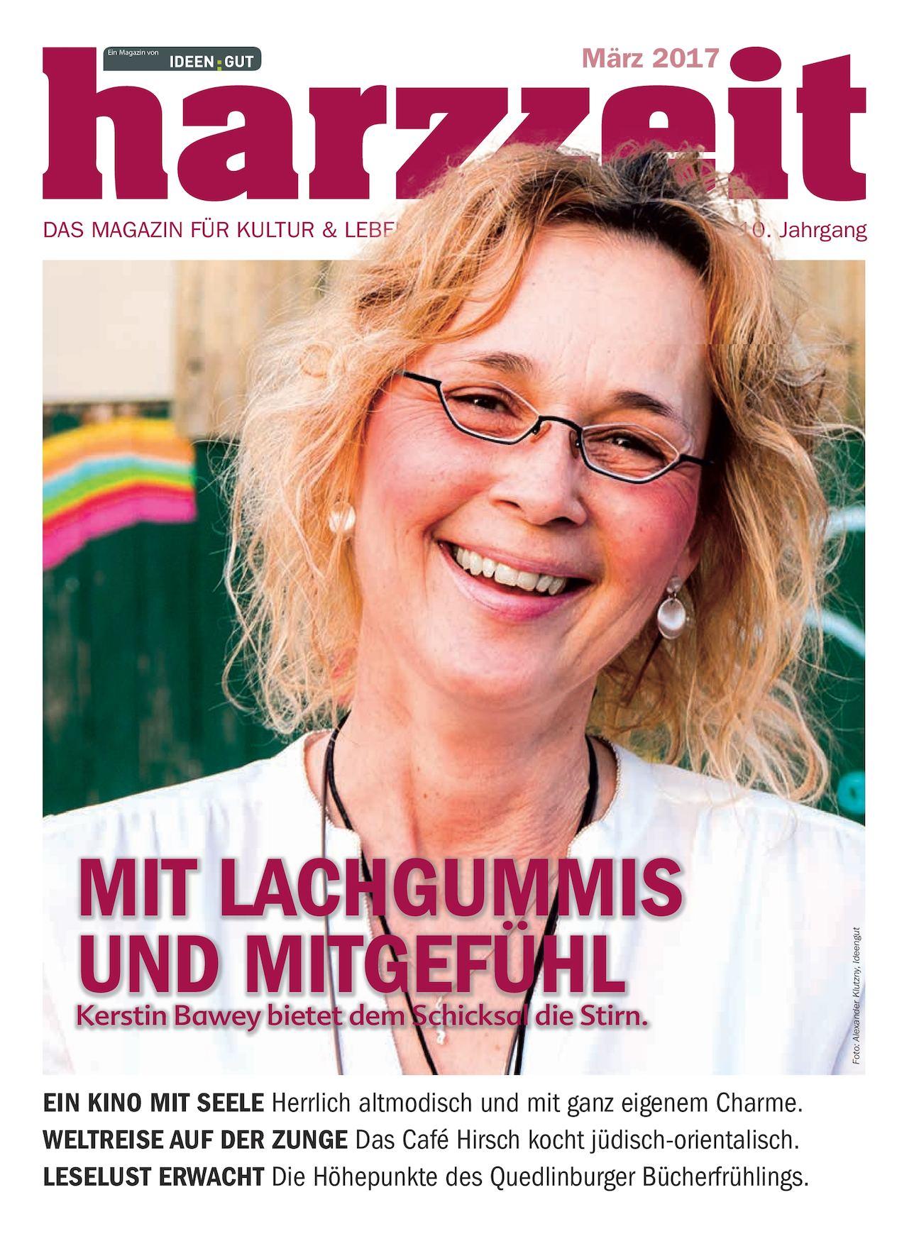 Puff aus Zerbst/Anhalt