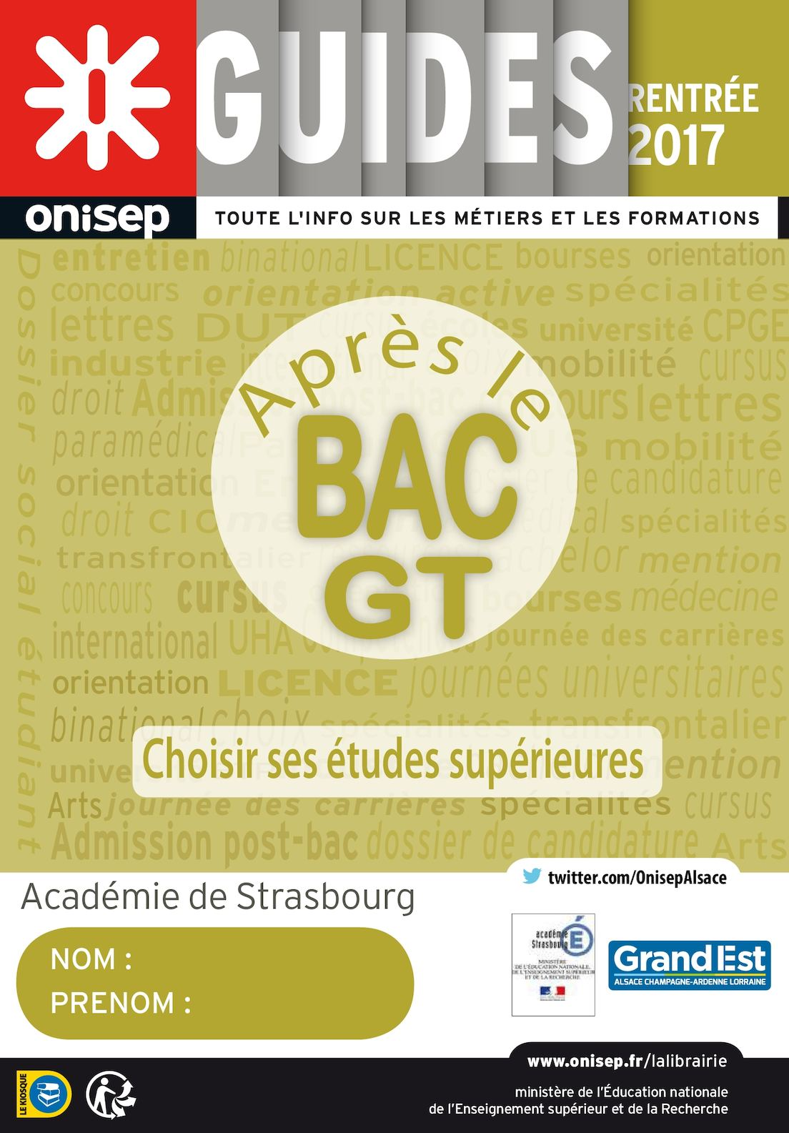 Calaméo Guide Bac Gt Alsace 2017 Web