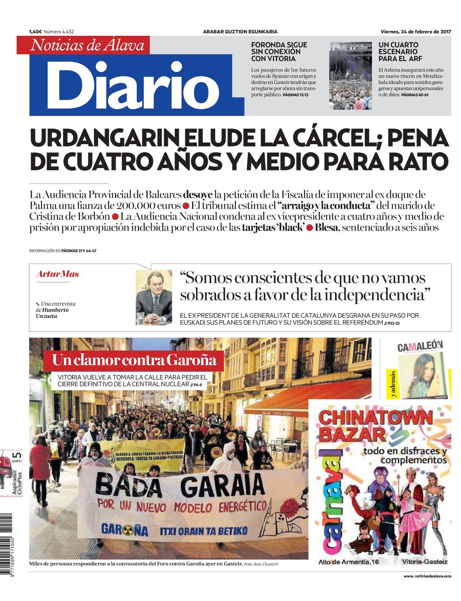 56698e866 Calaméo - Diario de Noticias de Álava 20170224