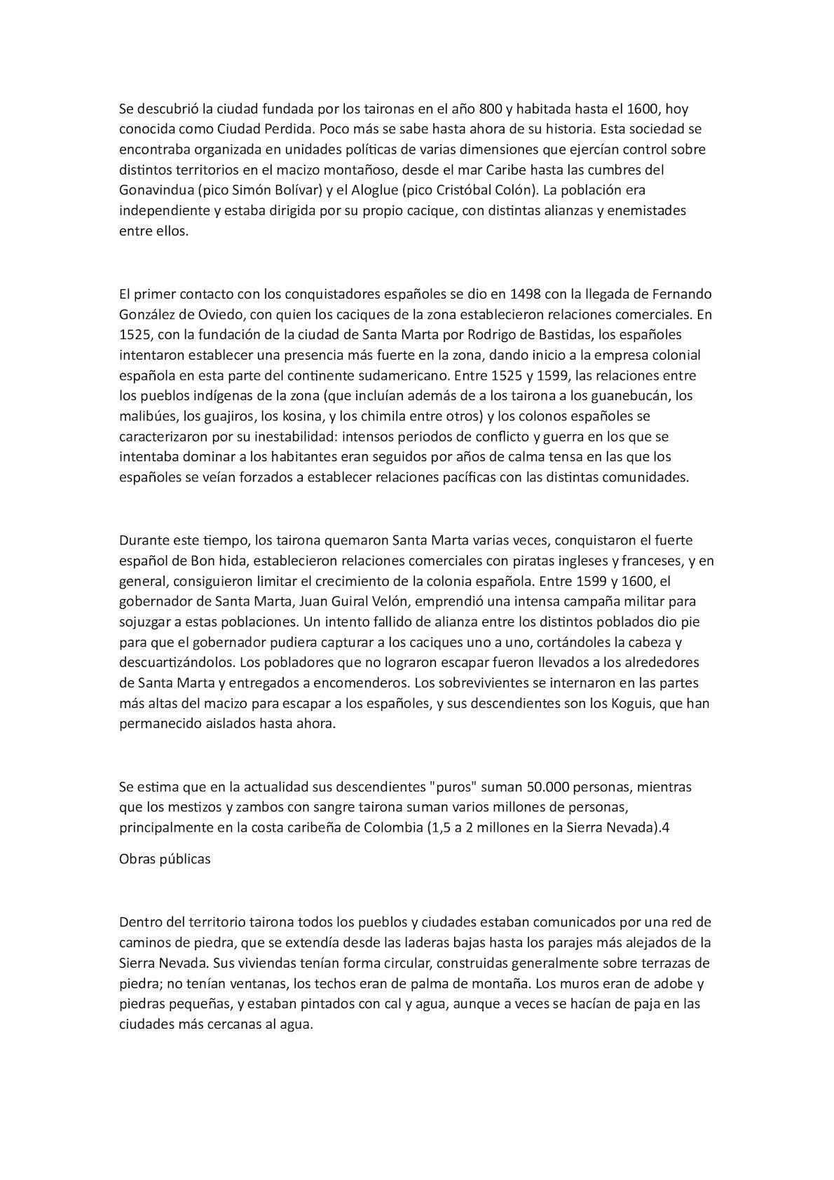 Calaméo Tarea Español