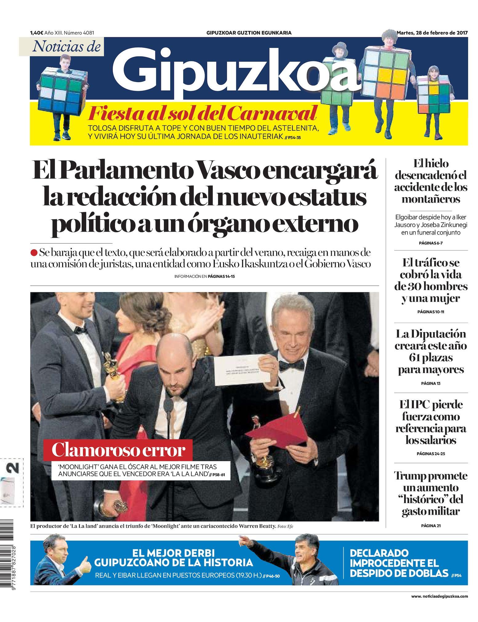 dd38fa39e895 Calaméo - Noticias de Gipuzkoa 20170228