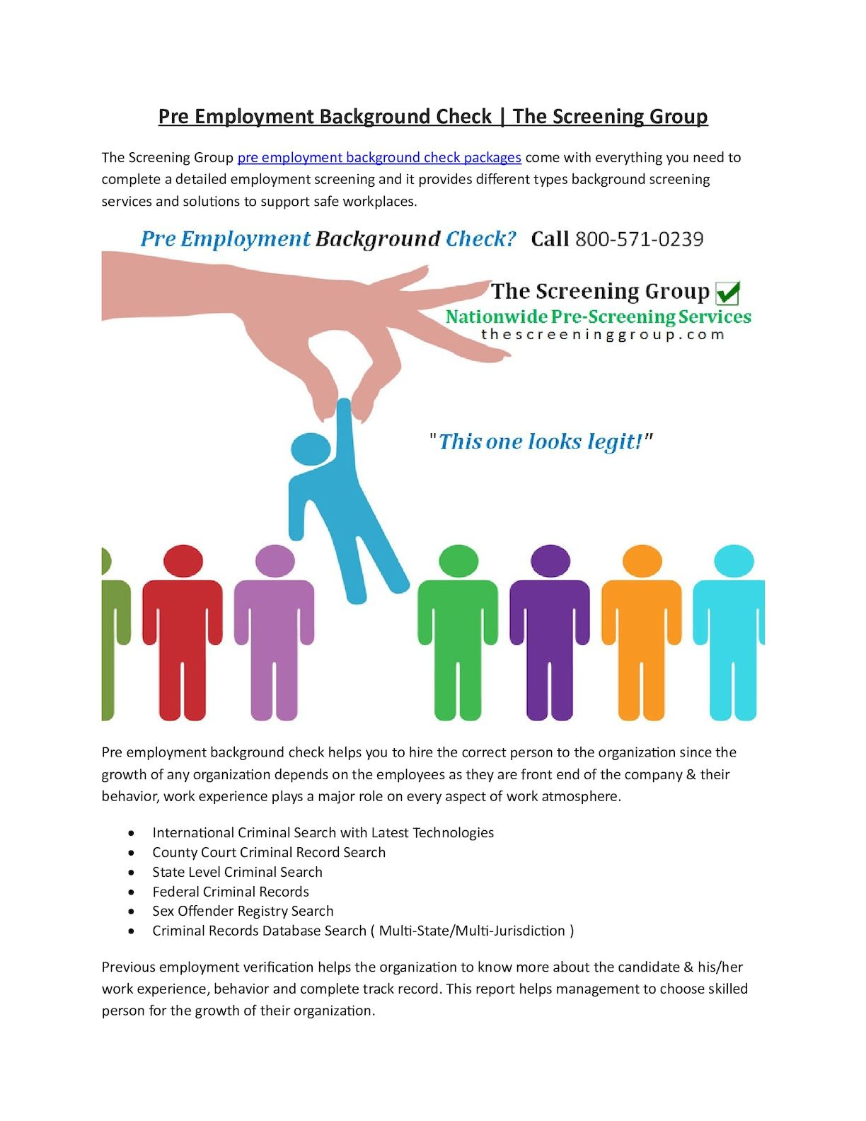 Download 560 Background Check For Employment HD Gratis