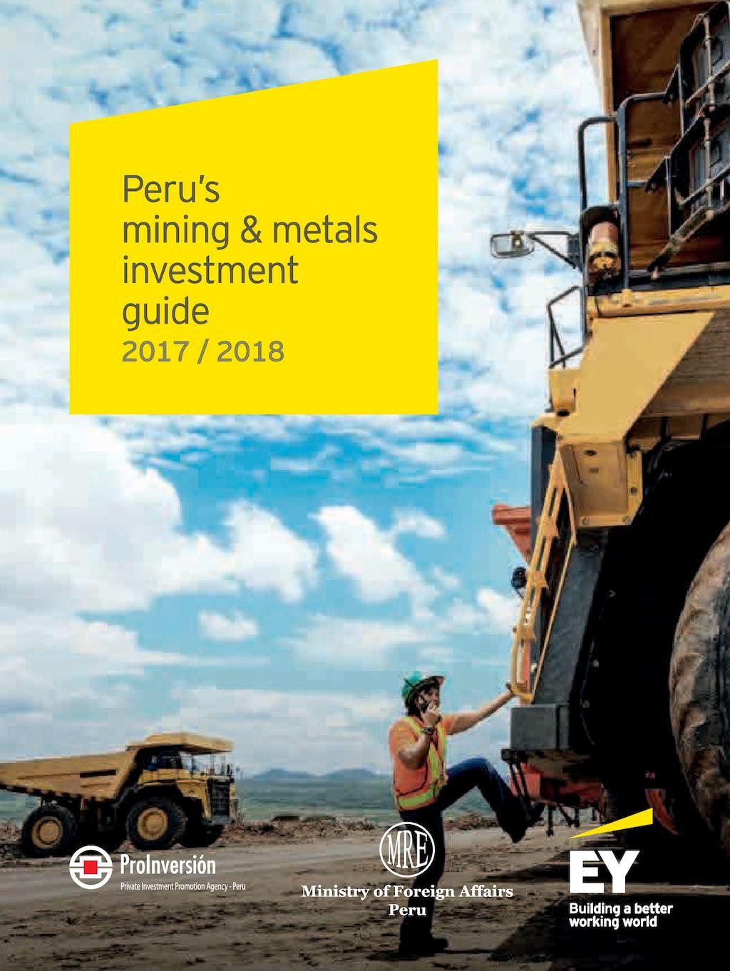 Calaméo - Ey Peru Mining Metals Investment Guide 2017 2018