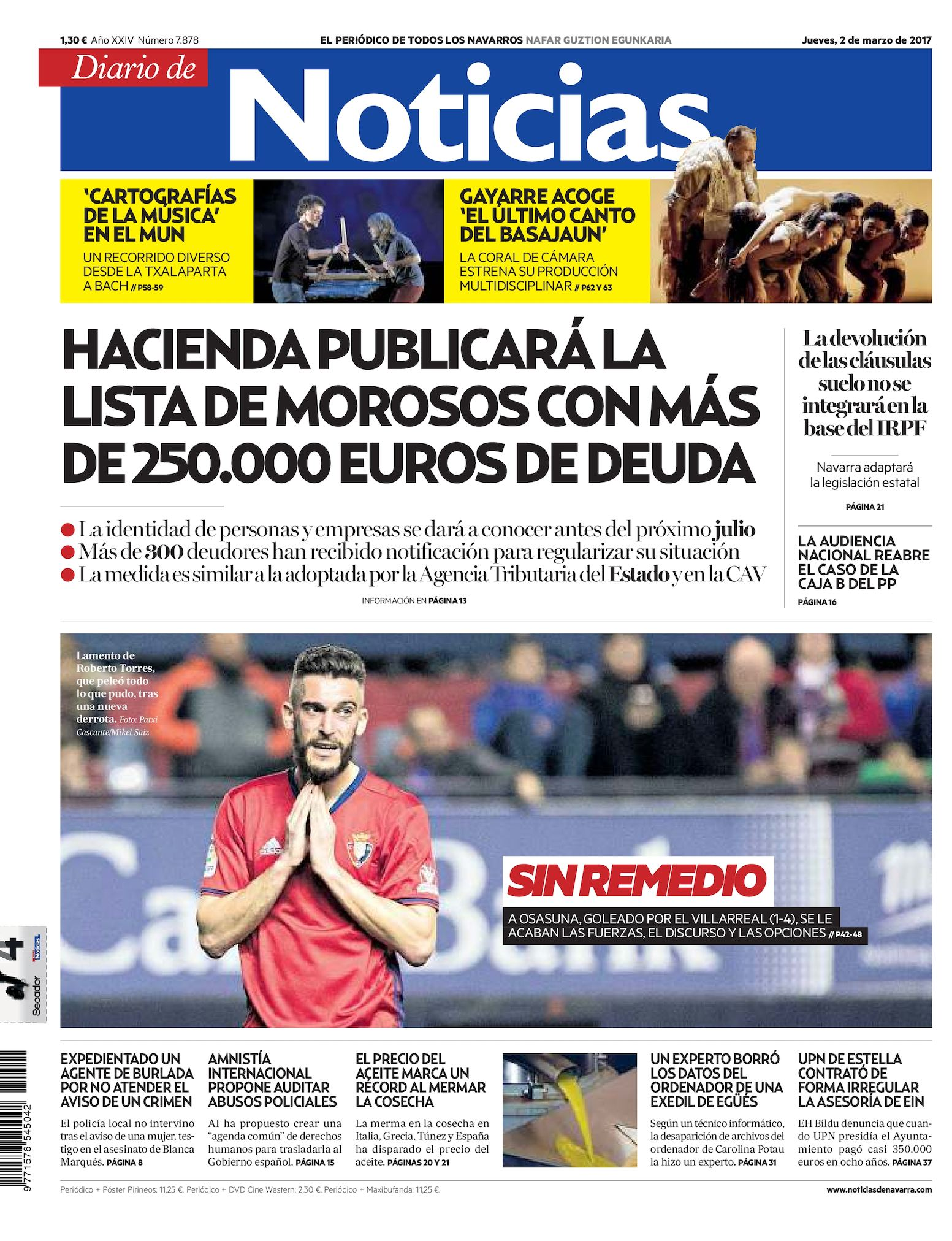 reputable site 5631f 3d067 Calaméo - Diario de Noticias 20170302