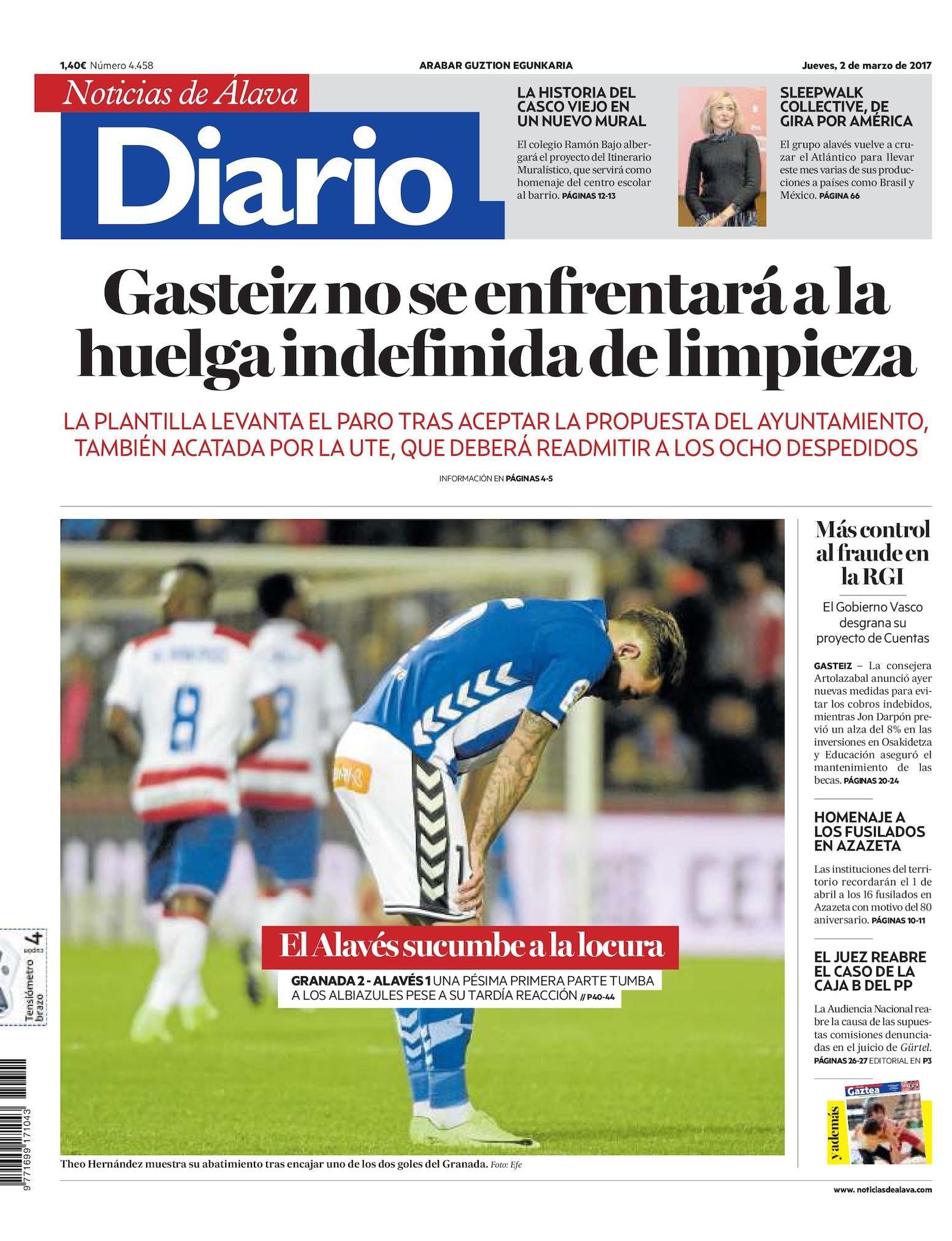 8e5ecf4367c Calaméo - Diario de Noticias de Álava 20170302
