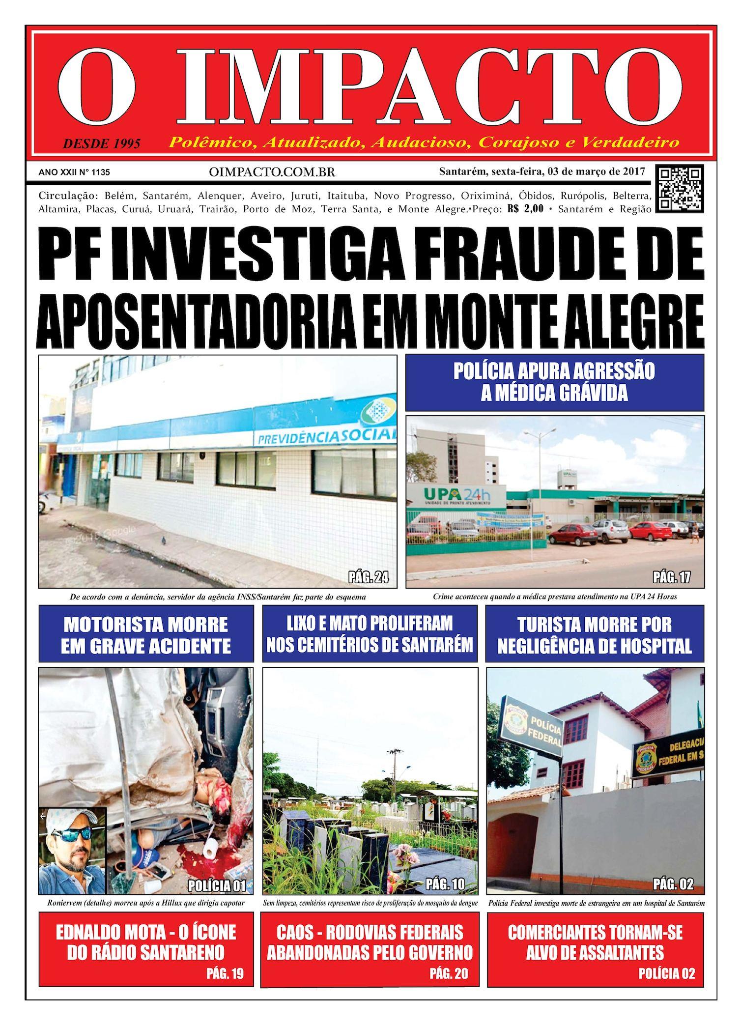 304ba0a48 Calaméo - Jornal O Impacto Ed. 1135
