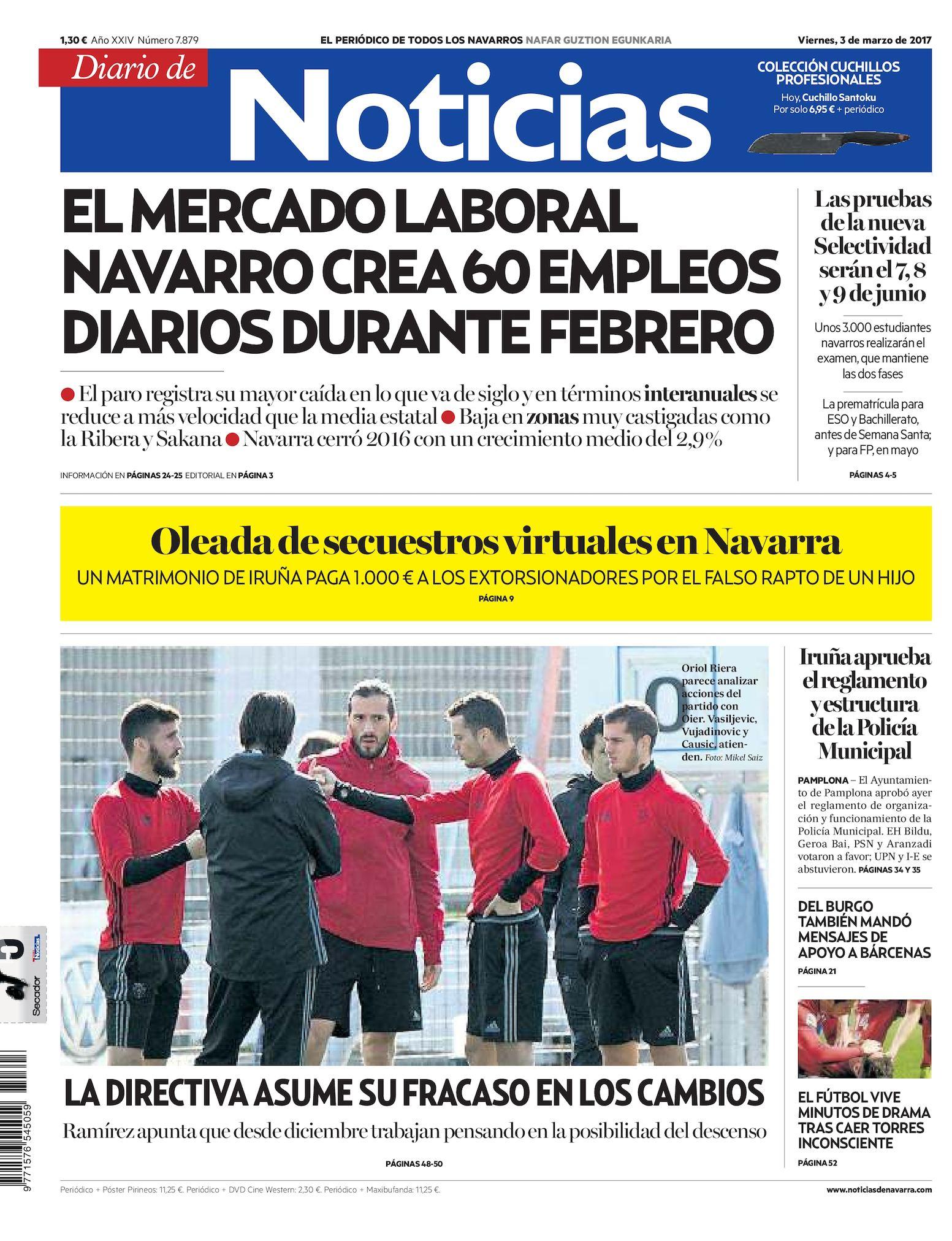 6f033be153 Calaméo - Diario de Noticias 20170303