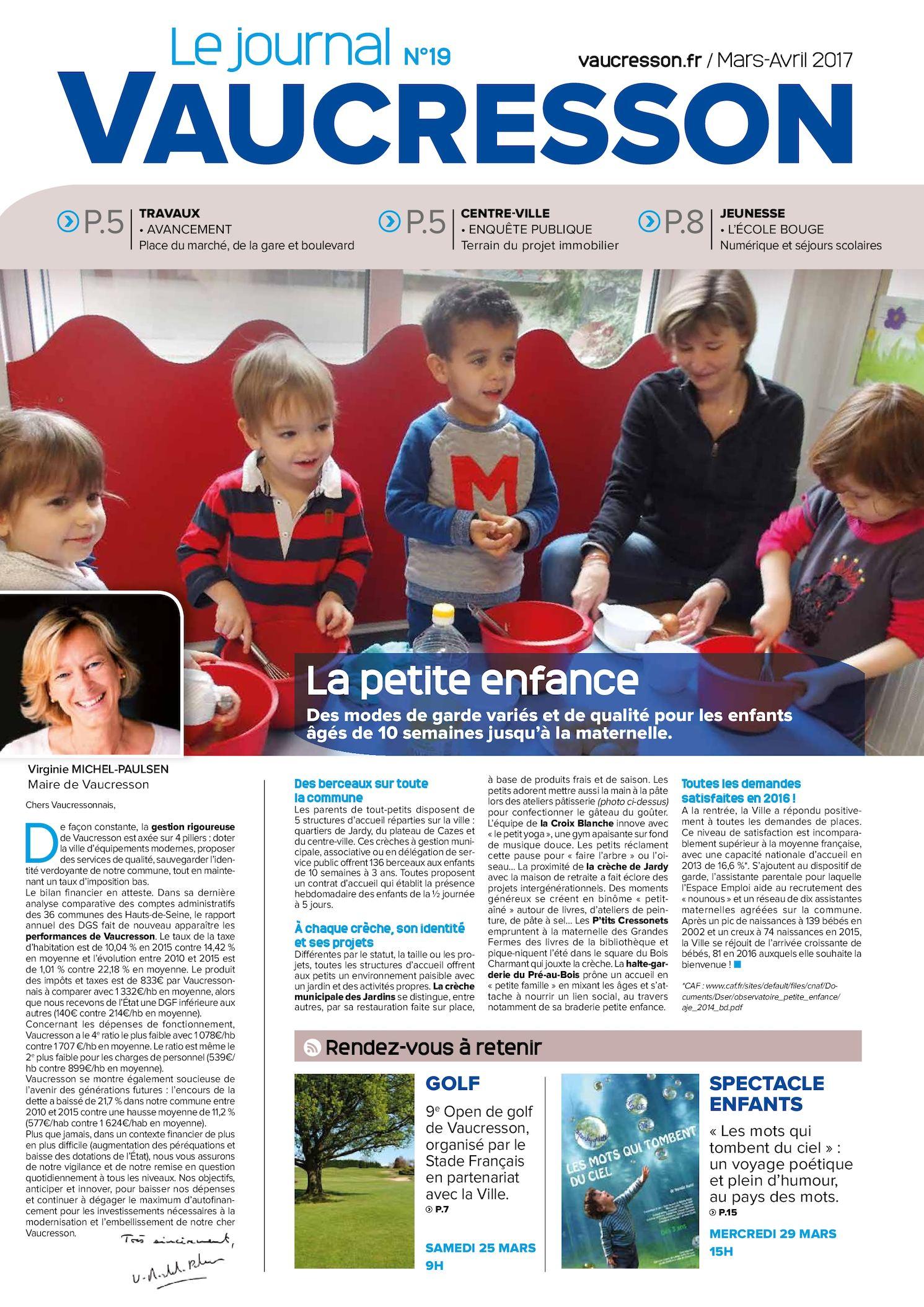 Journal de Vaucresson N°19