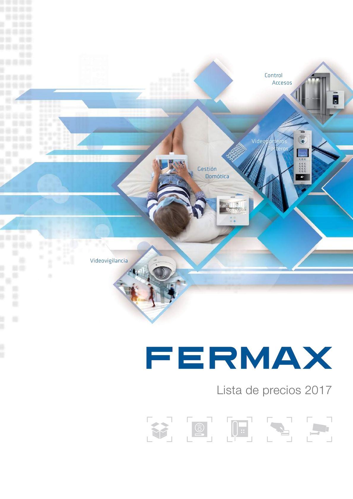 Calaméo - FERMAX Catálogo 8d155bd3607c