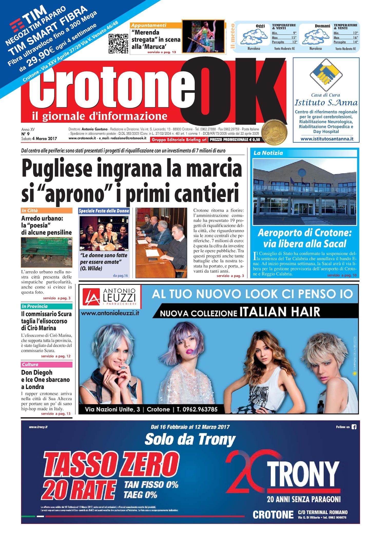 Calaméo Giornale CrotoneOk N° 09 2017