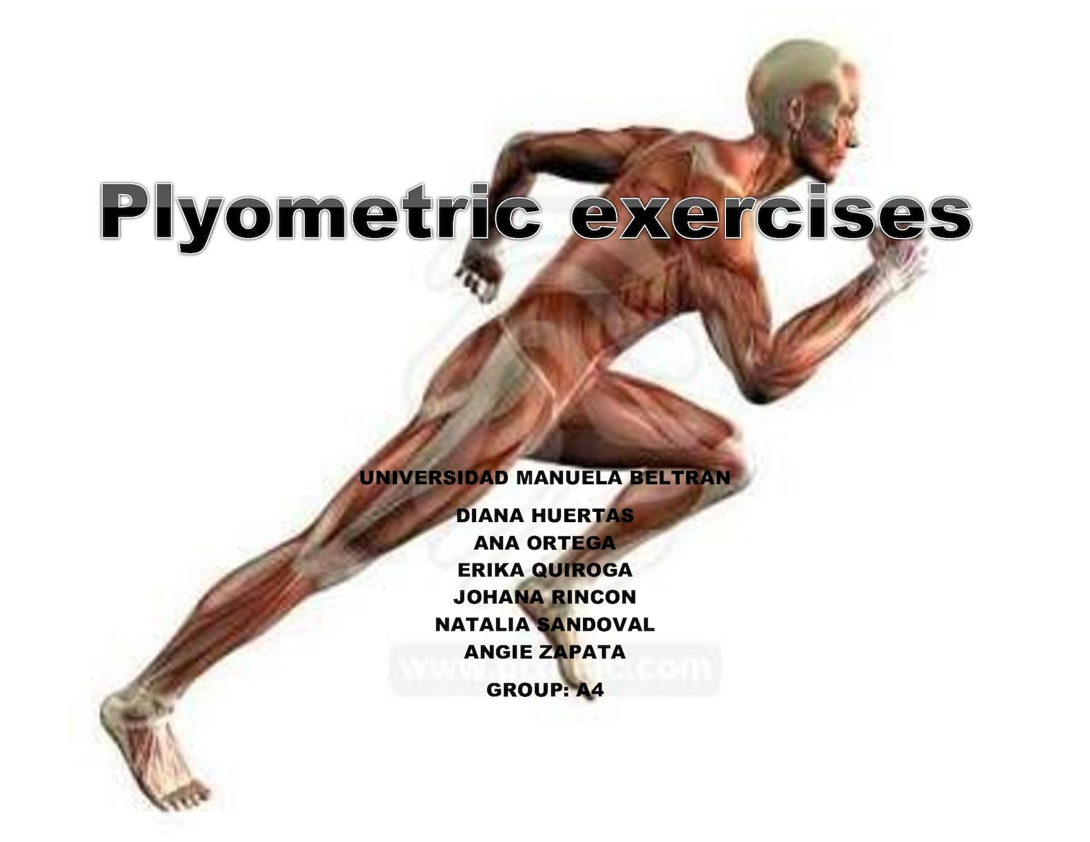 Calaméo - Pliometric Exercises