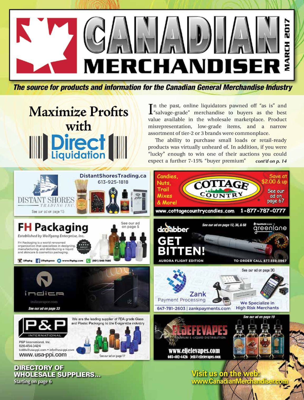 b4d84b4ba Calaméo - Canadian Merchandiser Mar2017