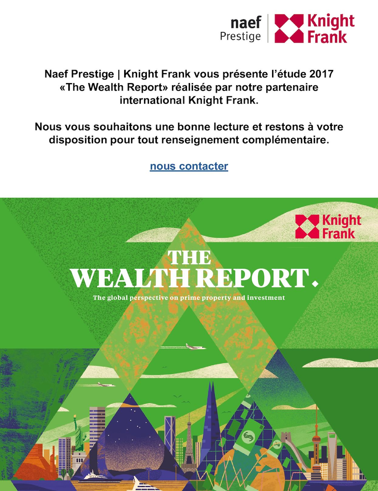 Calaméo The Wealth Report 2017