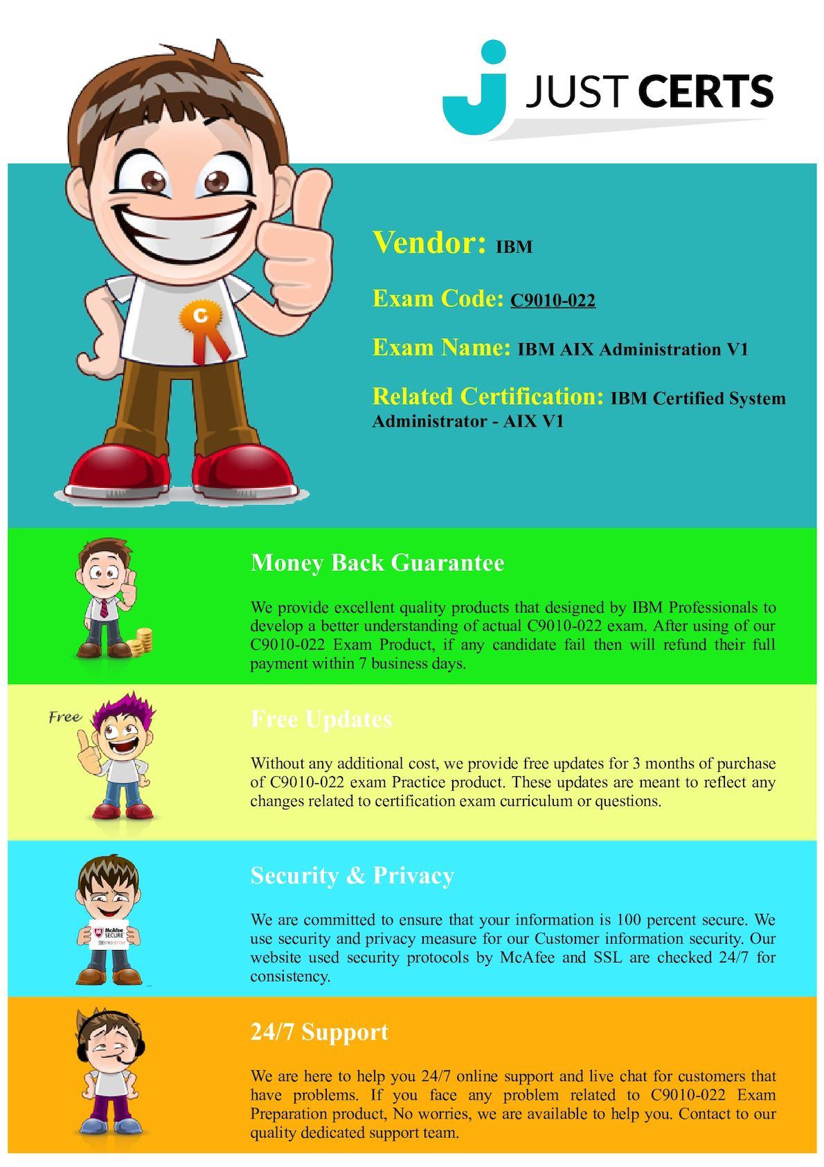 Calam 233 O C9010 022 Dumps Ibm Aix Administration V1 Exam