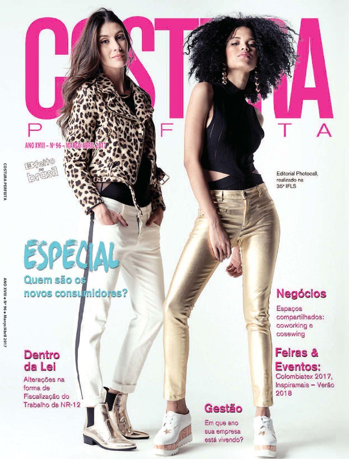 0423bf9681 Calaméo - Revista Costura Perfeita Edição Ano XVIII - N96 - Março - Abril  2017