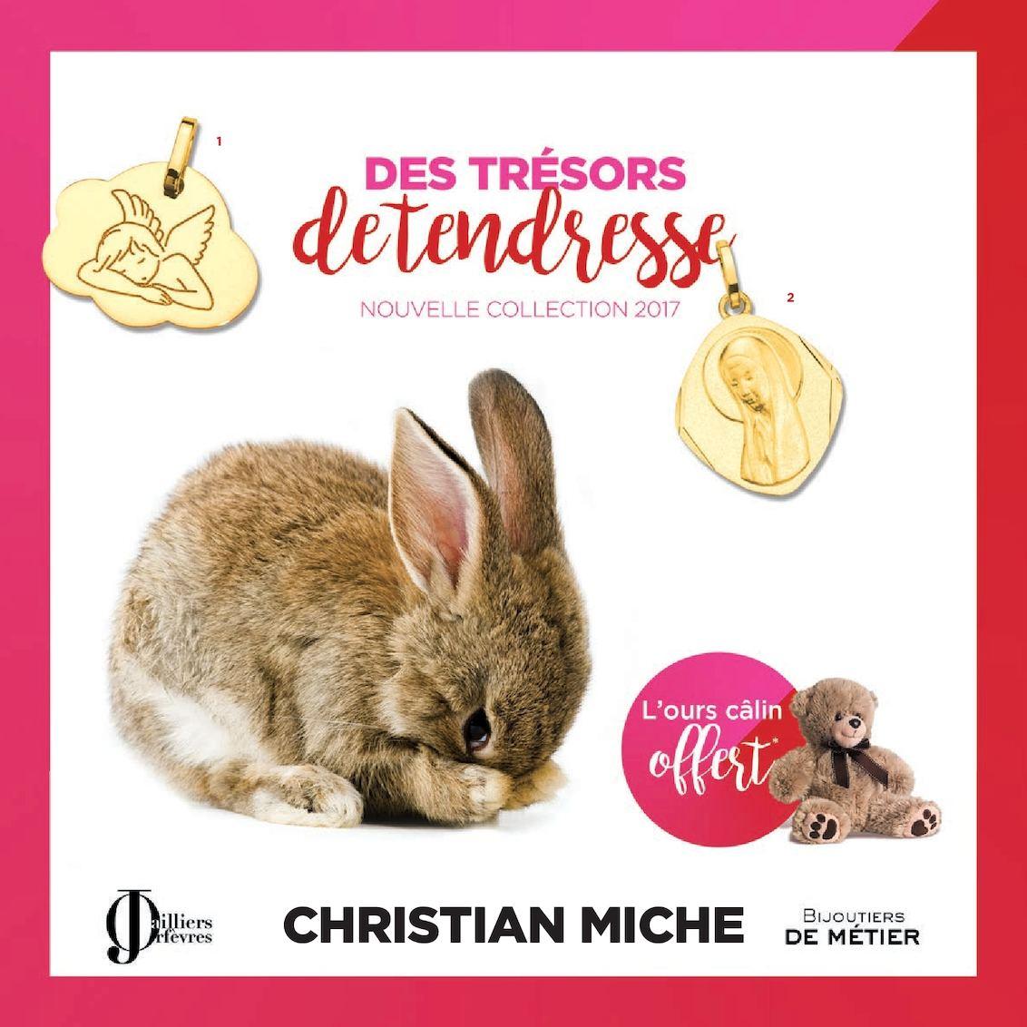 Catalogue Bébé 2017 - Bijouterie Christian Miche