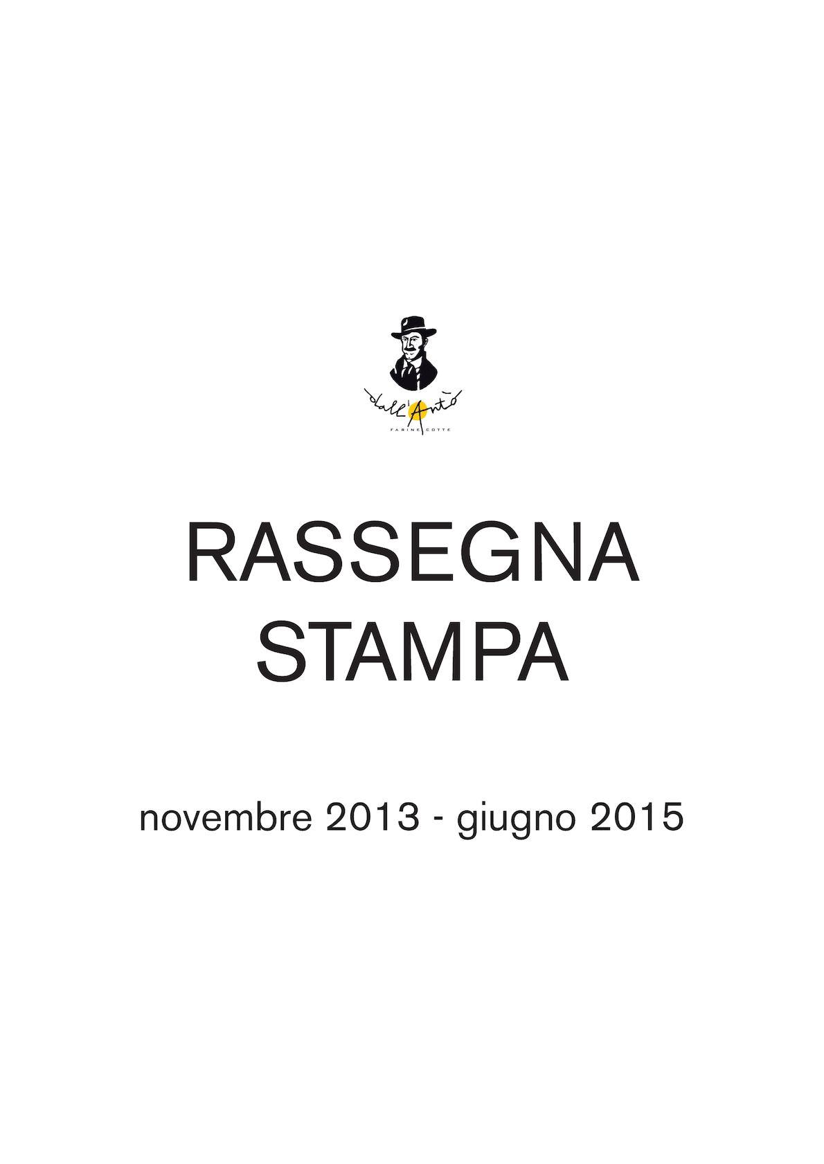 Calaméo - RA Rassegna recensioni 2015 9df4687f620