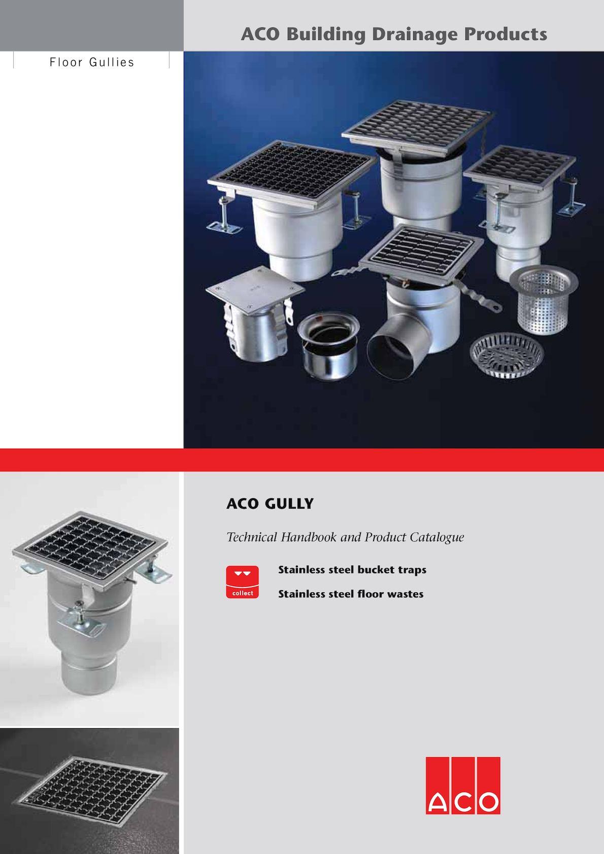 Calaméo   ACO GULLY   Technical Handbook and Product Catalogue