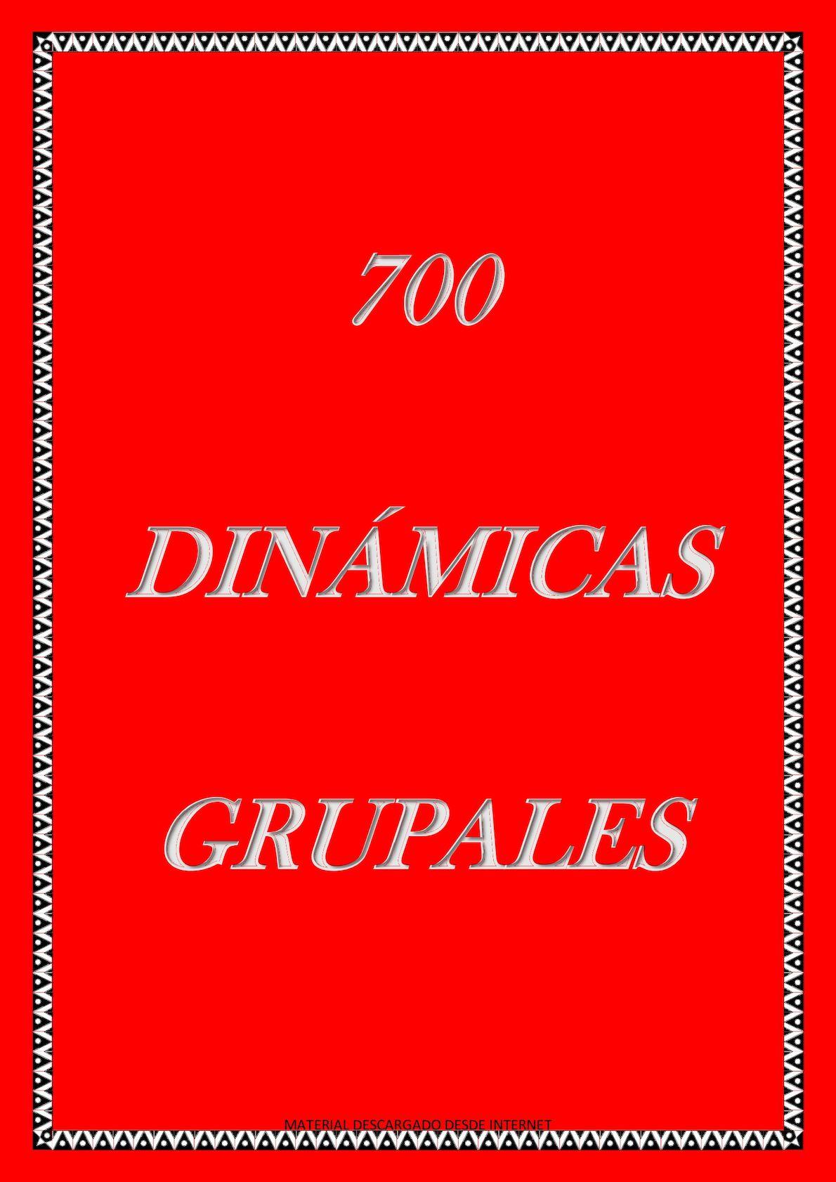 76bd23c1a Calaméo - 700 DINÁMICAS GRUPALES PARA TODAS LAS EDADES