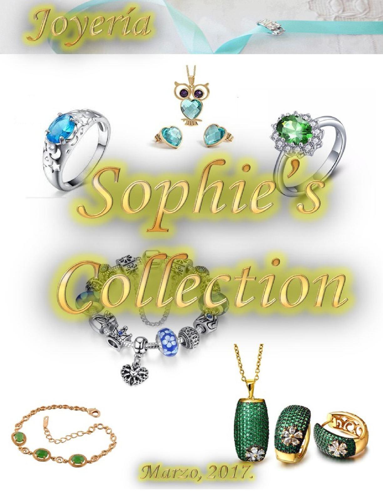 Revista Sophie Collection Final