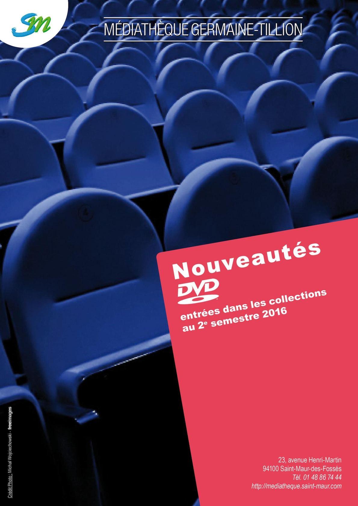 Calaméo Nouveautes Dvd 2e Semestre 2016
