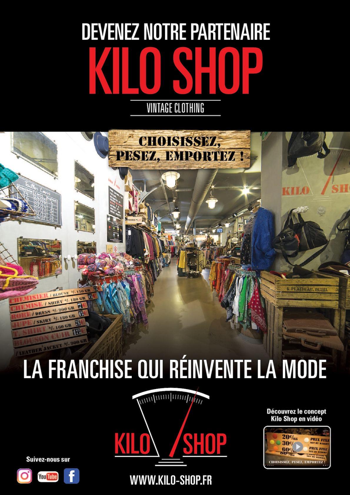 Calaméo La franchise Kilo Shop