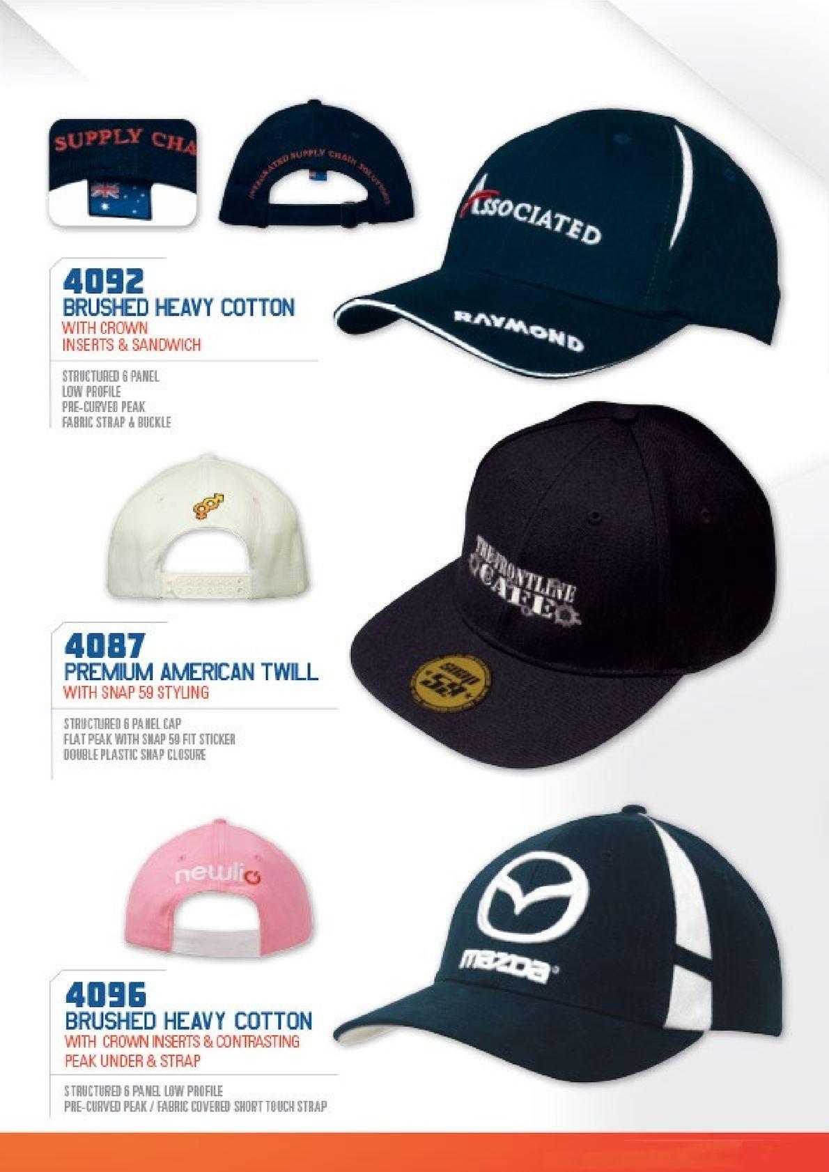 Headwear Catalogue Nz - CALAMEO Downloader