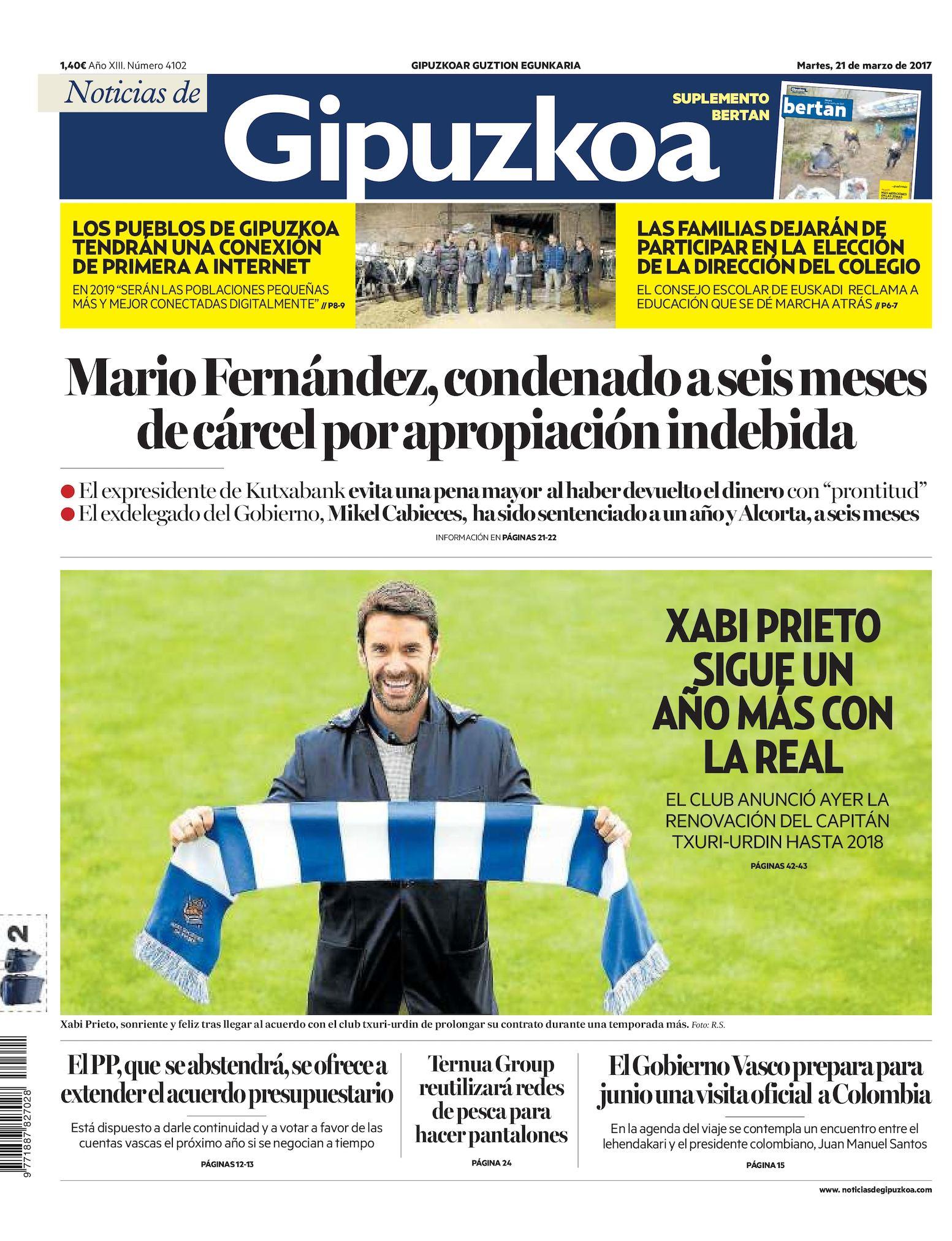 faa177b72f Calaméo - Noticias de Gipuzkoa 20170321