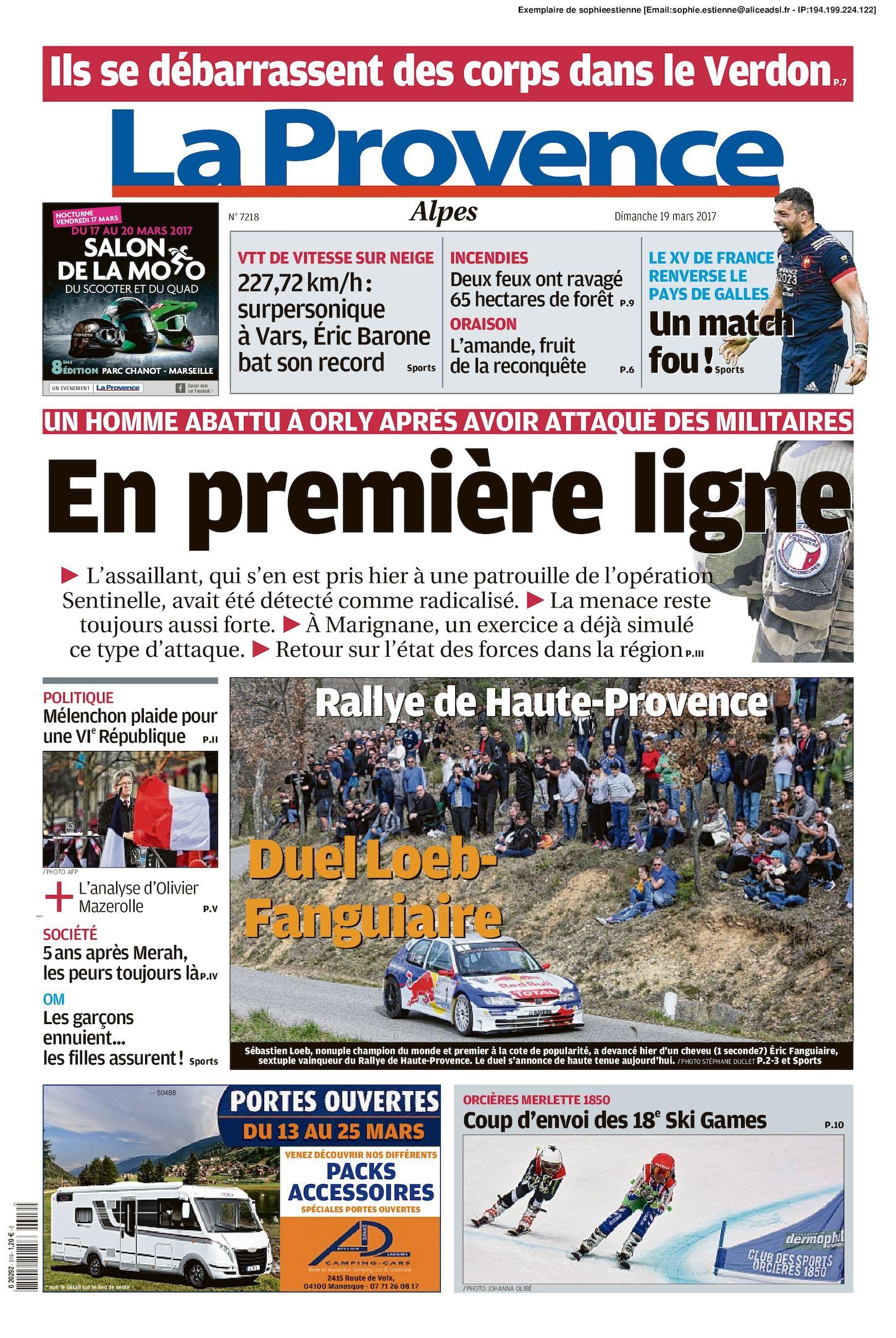 f3b813740 Calaméo - La Provence Edition Alpes Du 2017 03 19
