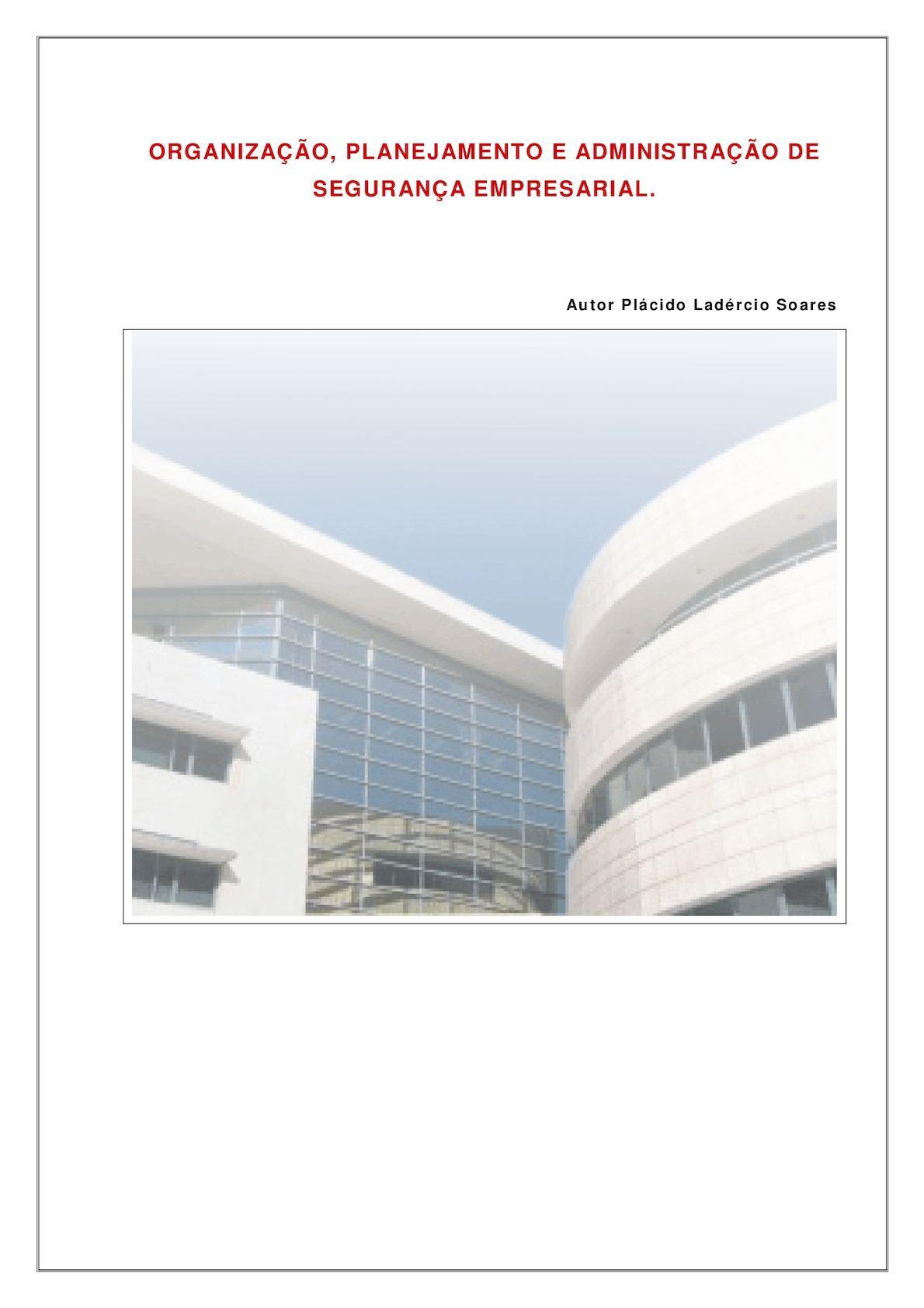 Calaméo - Manual Organização, Planejamento E Administração De Segurança  Empresarial 1 30d6faaab7