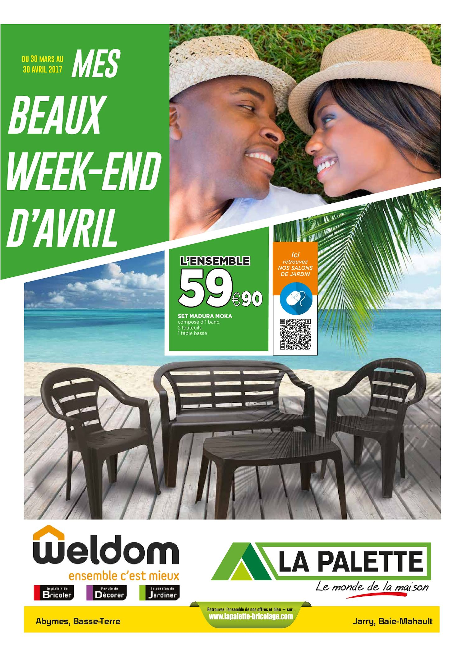 Calaméo - Mes Beaux Week-end d\'Avril - Guadeloupe