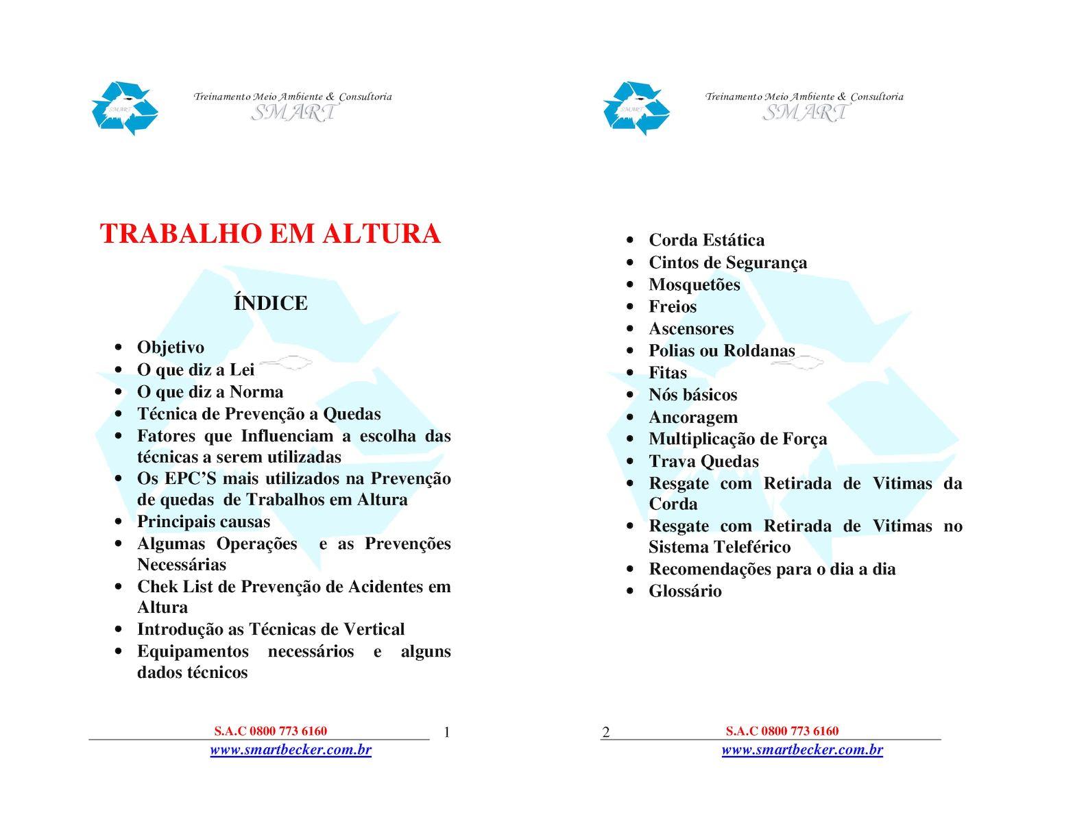 9de8377d9ea62 Calaméo - TRABALHO EM ALTURA COM RESGATE Pdf 1