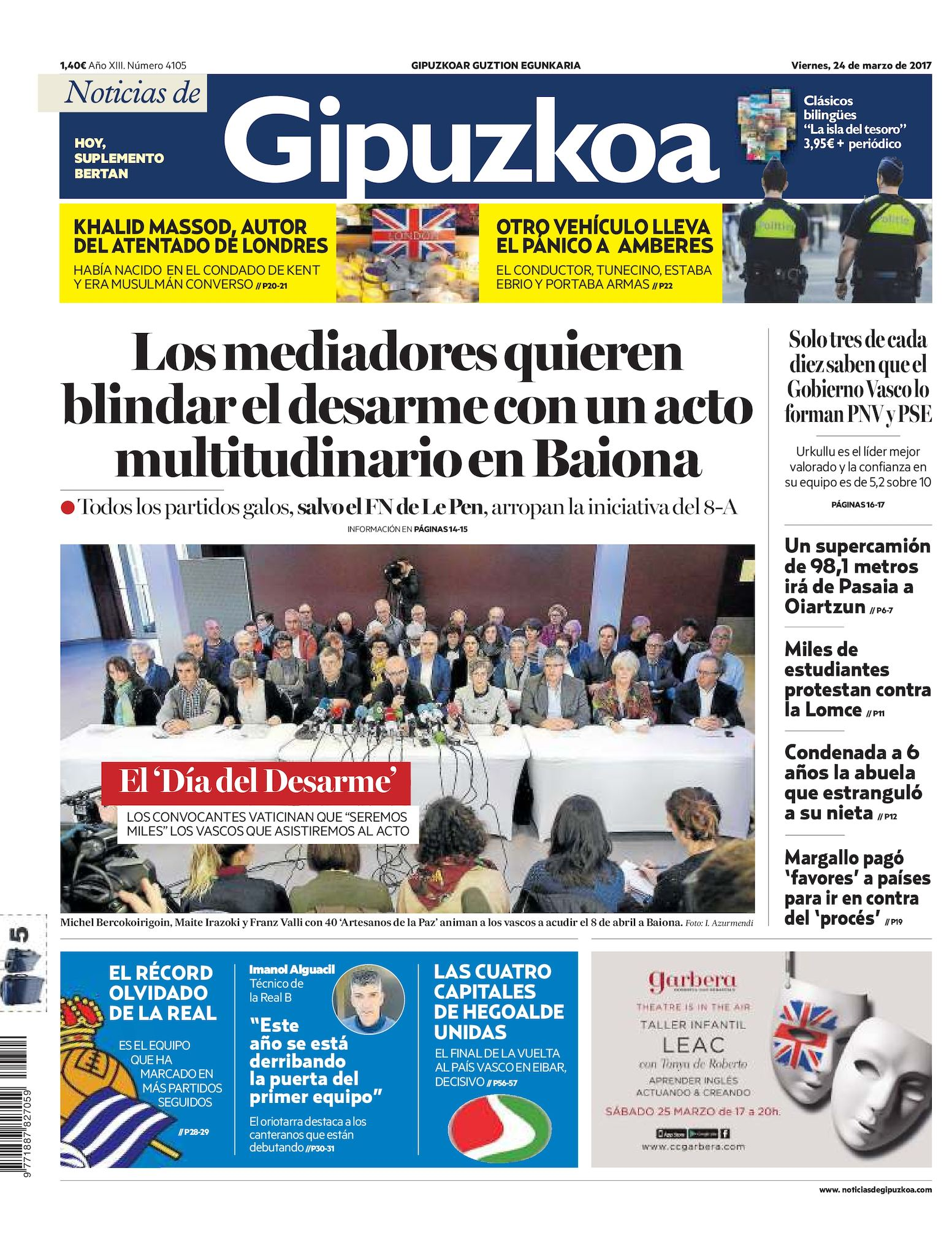 1f51047f2 Calaméo - Noticias de Gipuzkoa 20170324