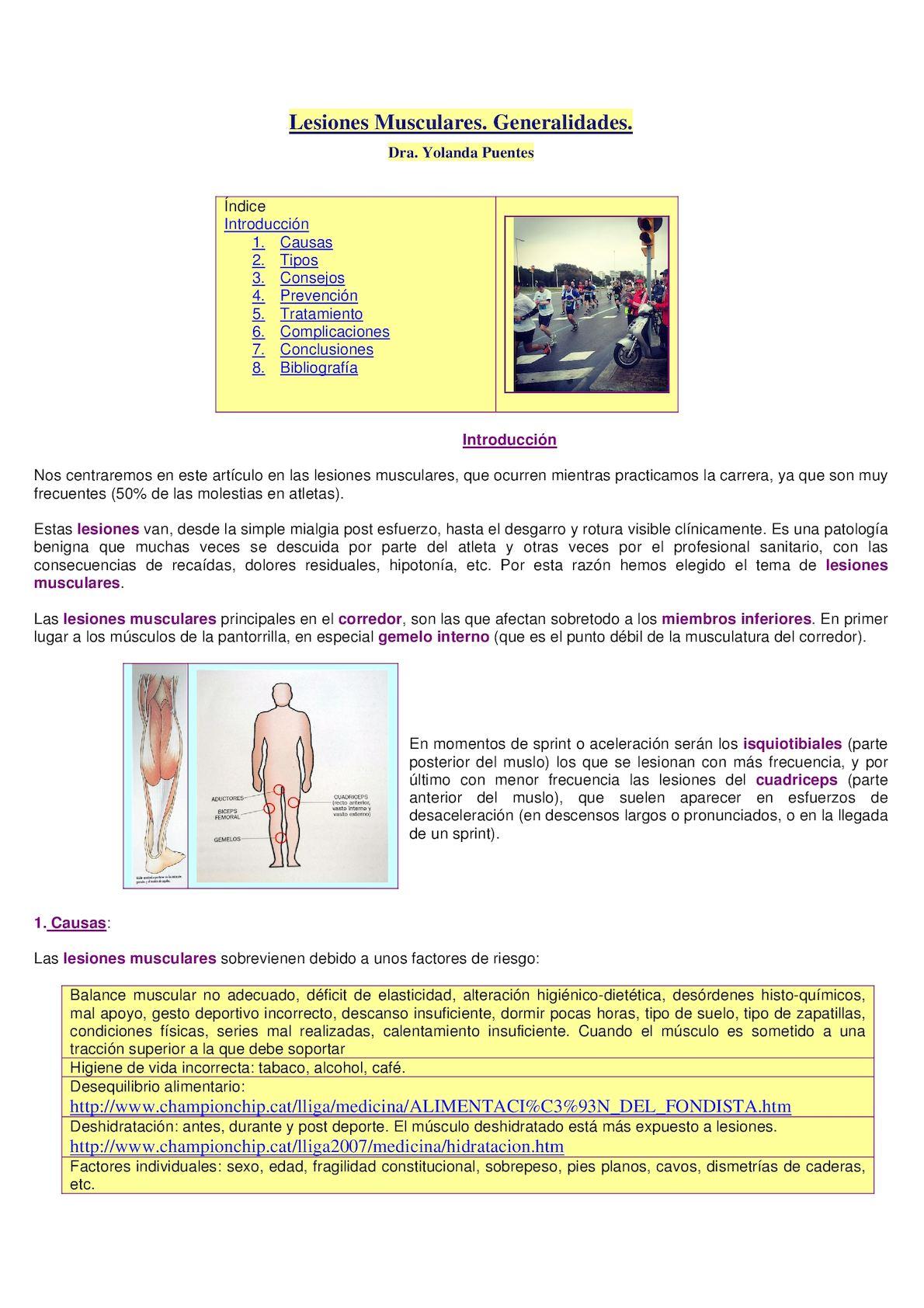 contractura muscular muslo posterior