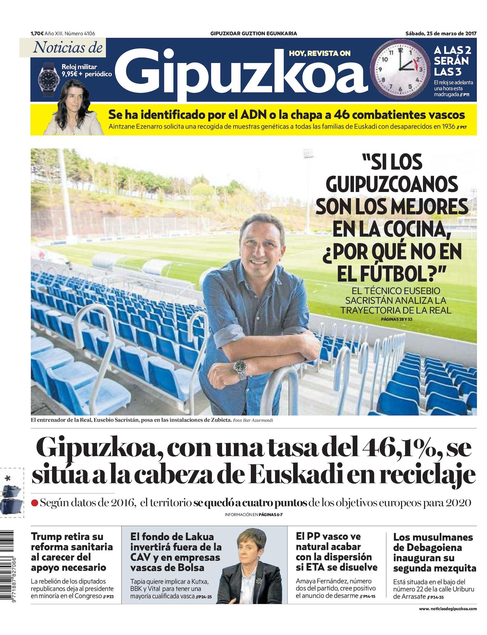 40071e76f5 Calaméo - Noticias de Gipuzkoa 20170325