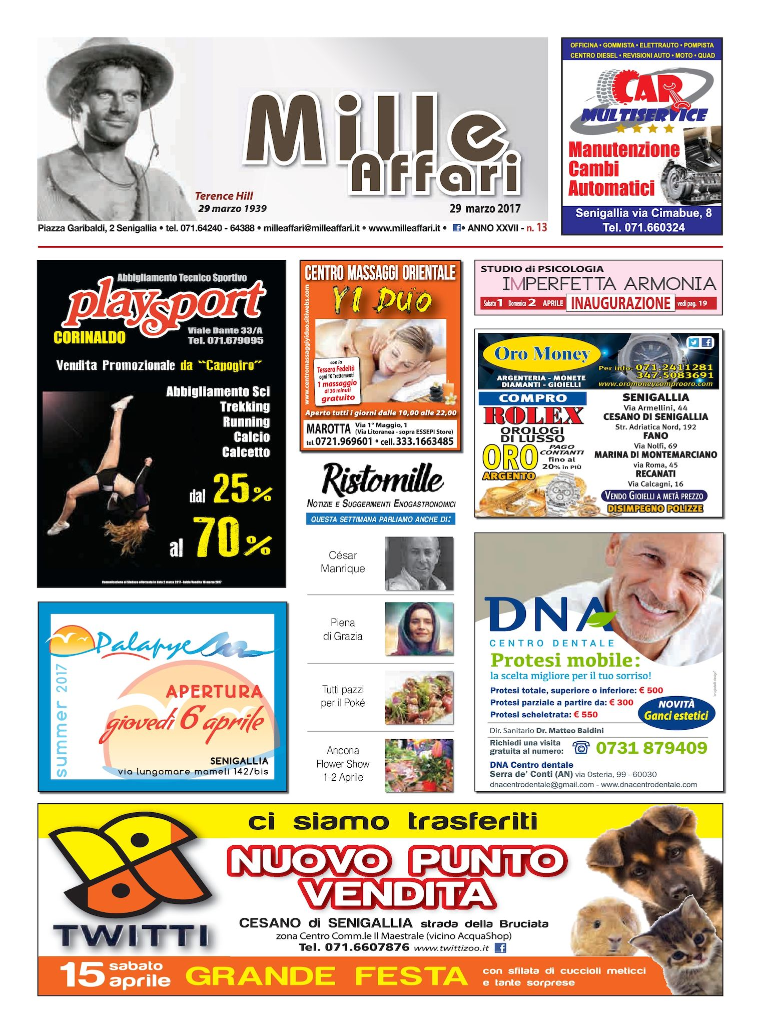 Calaméo Milleaffari N°13 Del 29.03.17