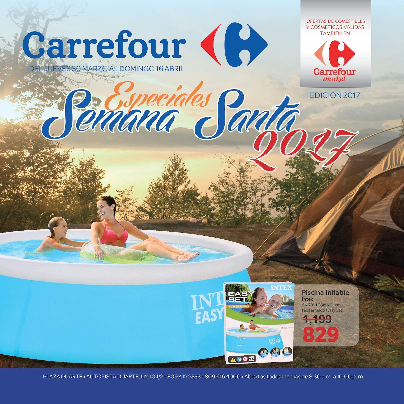 Santa Calaméo Carrefour 2017 Especiales Semana wPX8OnkN0