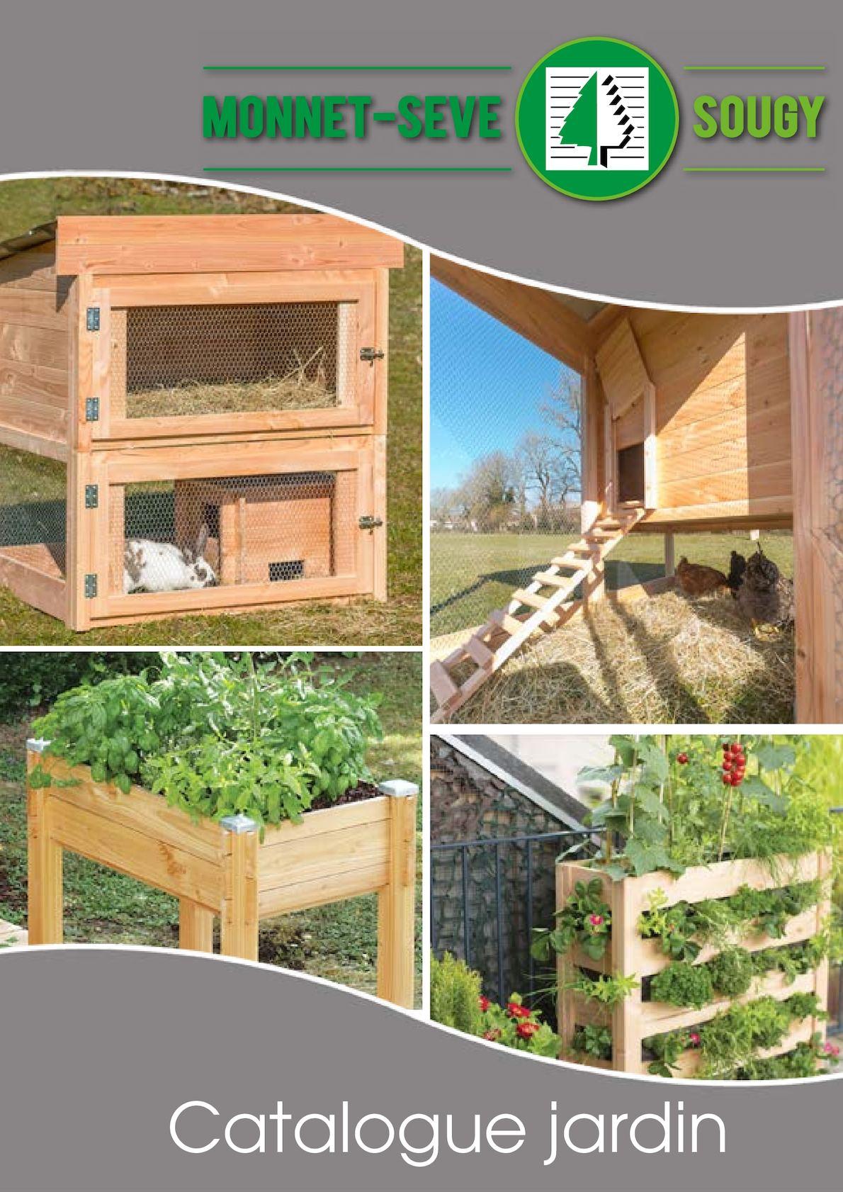 Abri De Jardin En Pin Douglas calaméo - catalogue jardin monnet-seve 2017