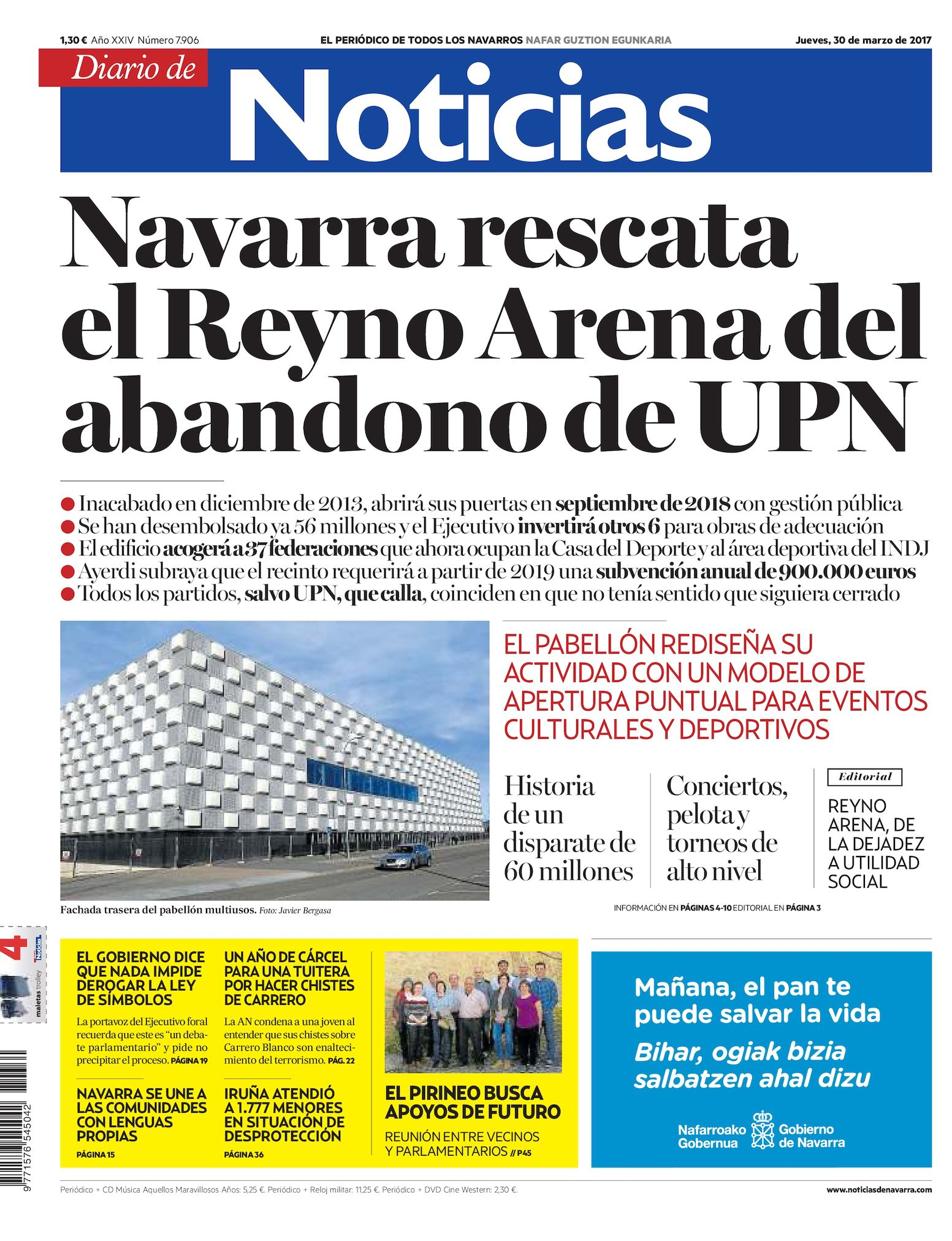 Calaméo - Diario de Noticias 20170330